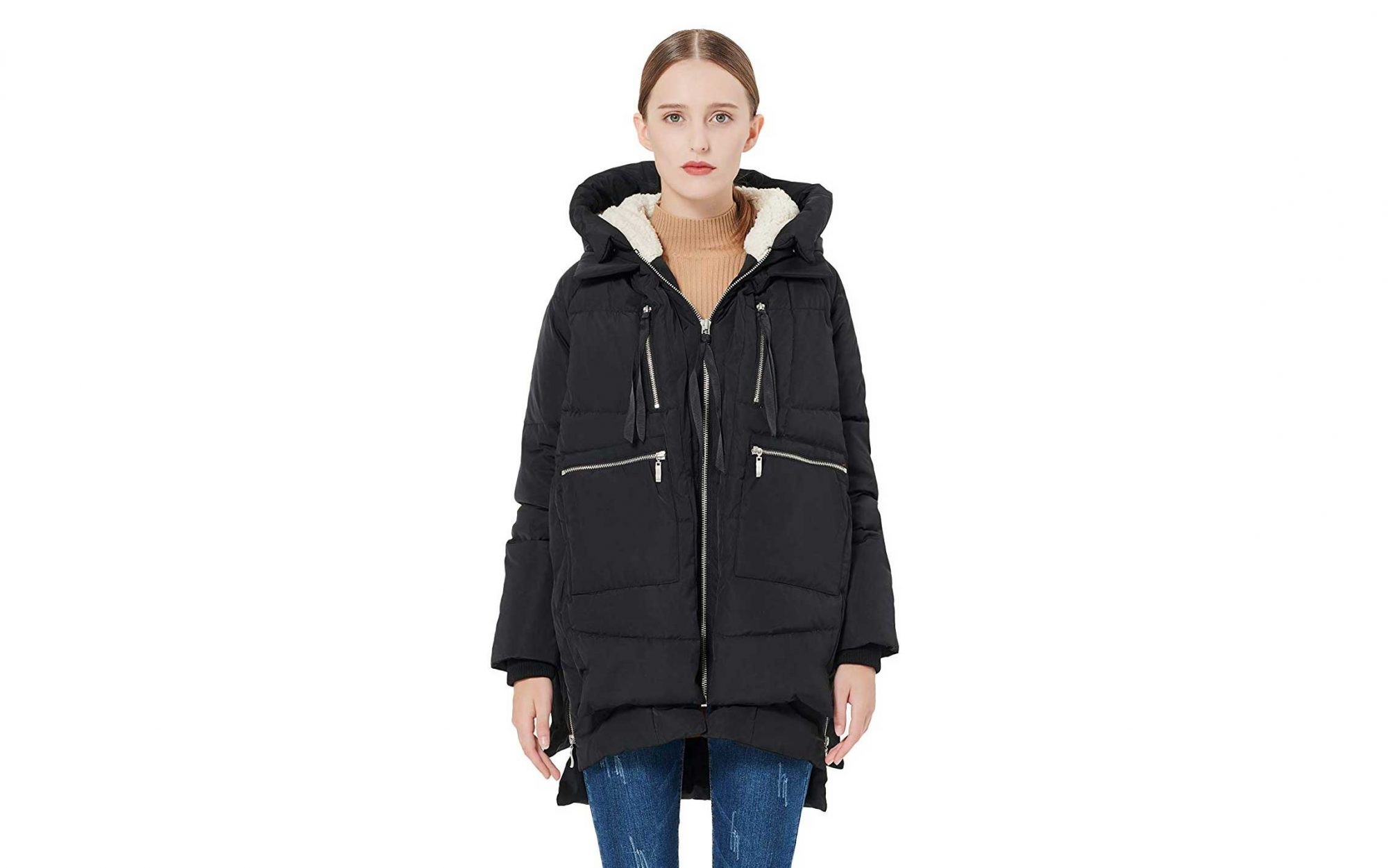 The famous 'Amazon coat' is ideal for winter travel – and it's finally on sale