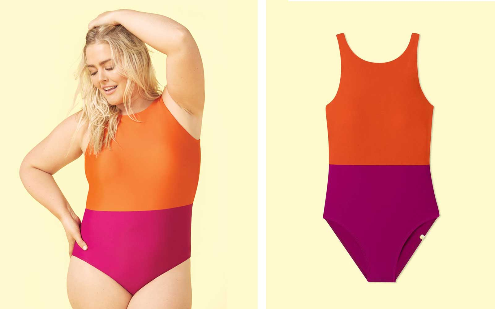 This size-inclusive swimwear brand is now available at Nordstrom