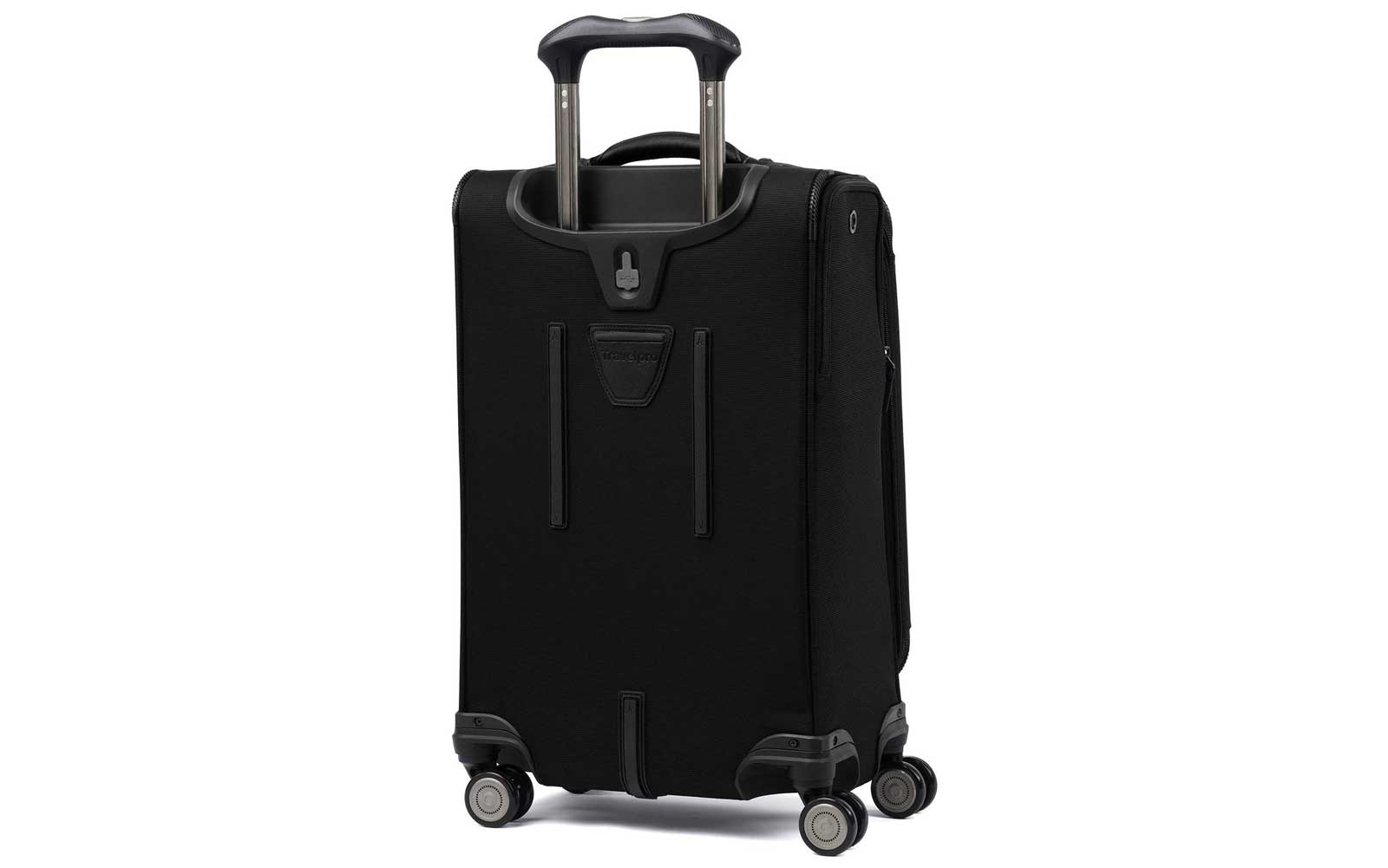 Black Travelpro Softside Suitcase