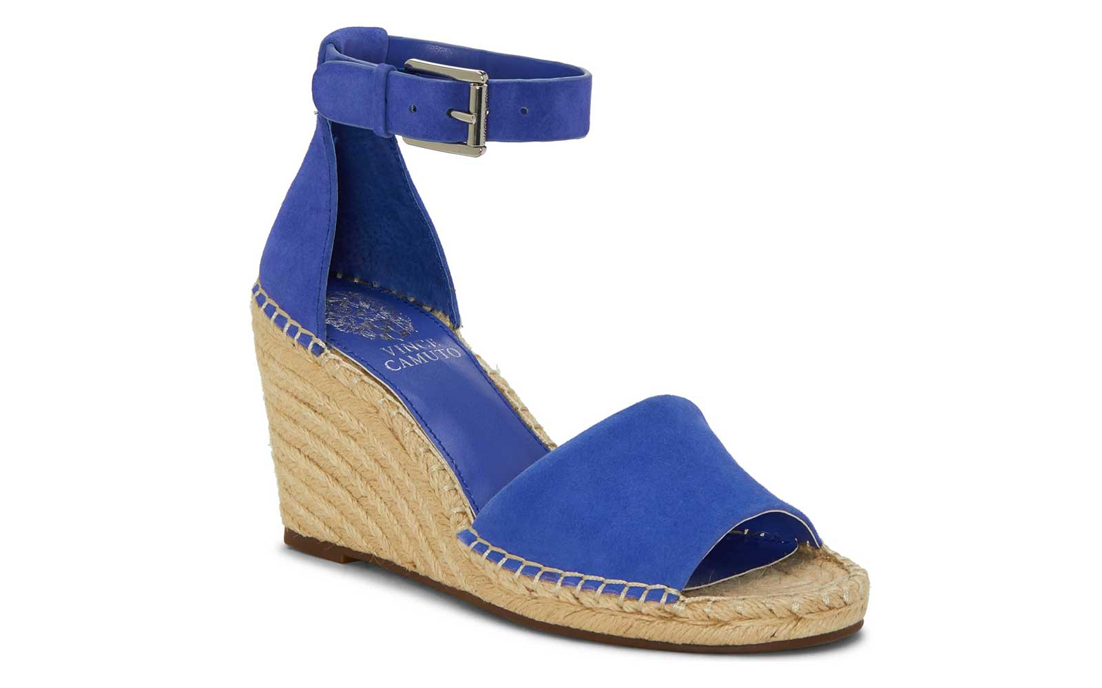 5434fefead The Most Comfortable Wedges for Walking | Travel + Leisure