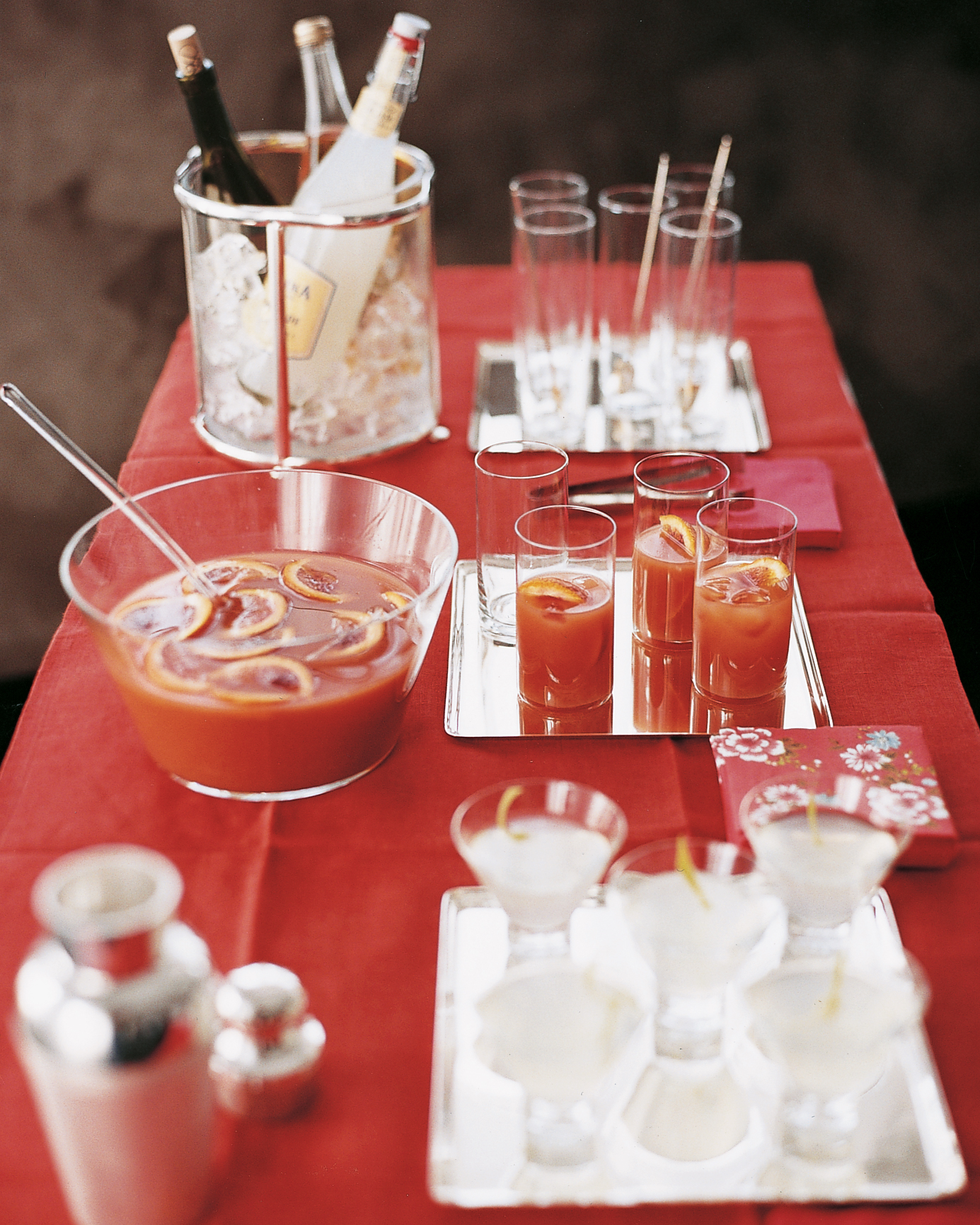 Create a Plan for Holiday Entertaining