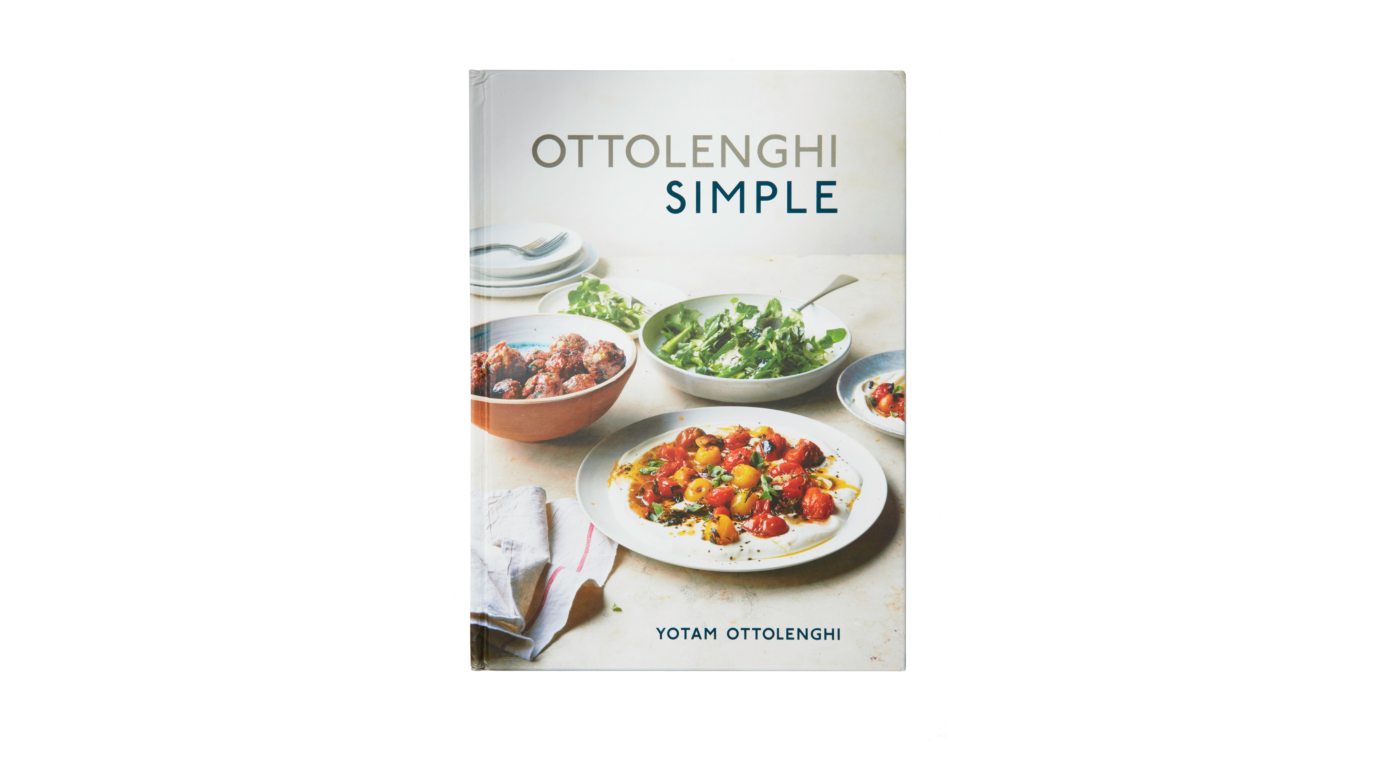 ottolenghi simple cookbook gift