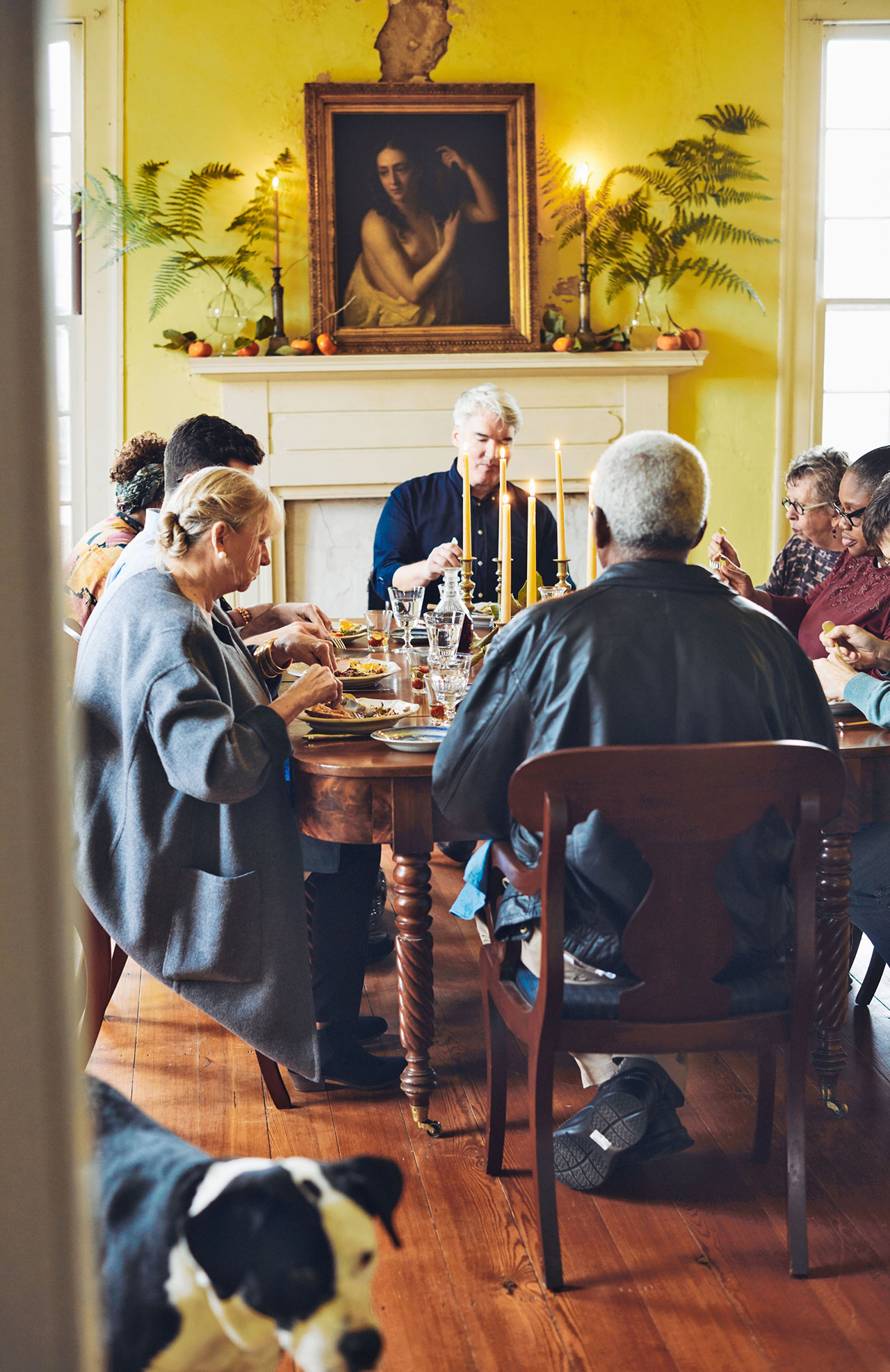 Outstanding A Southern Thanksgiving With Chef Scott Peacock Martha Stewart Gmtry Best Dining Table And Chair Ideas Images Gmtryco