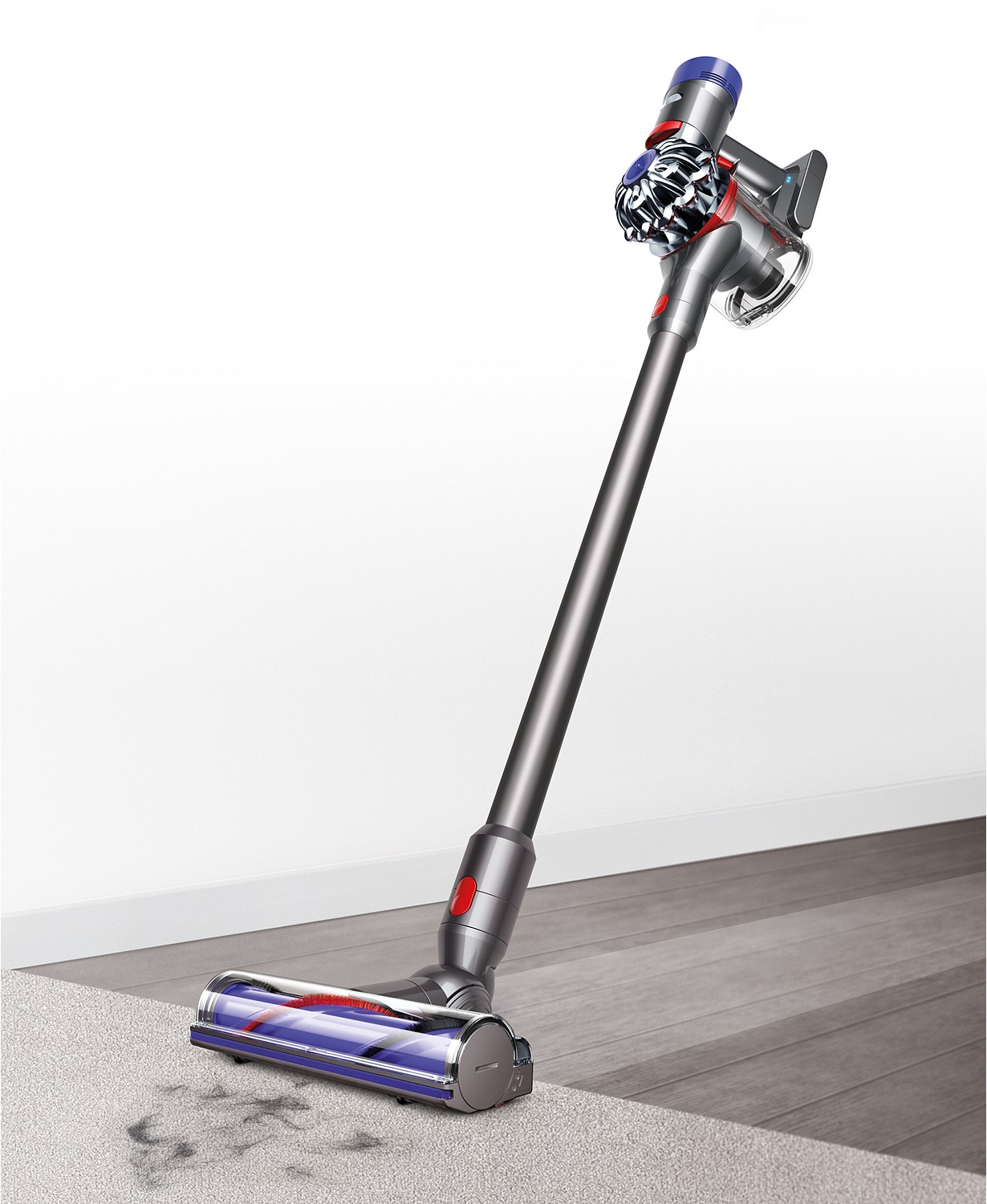 Dyson Vacuum Dirty Home