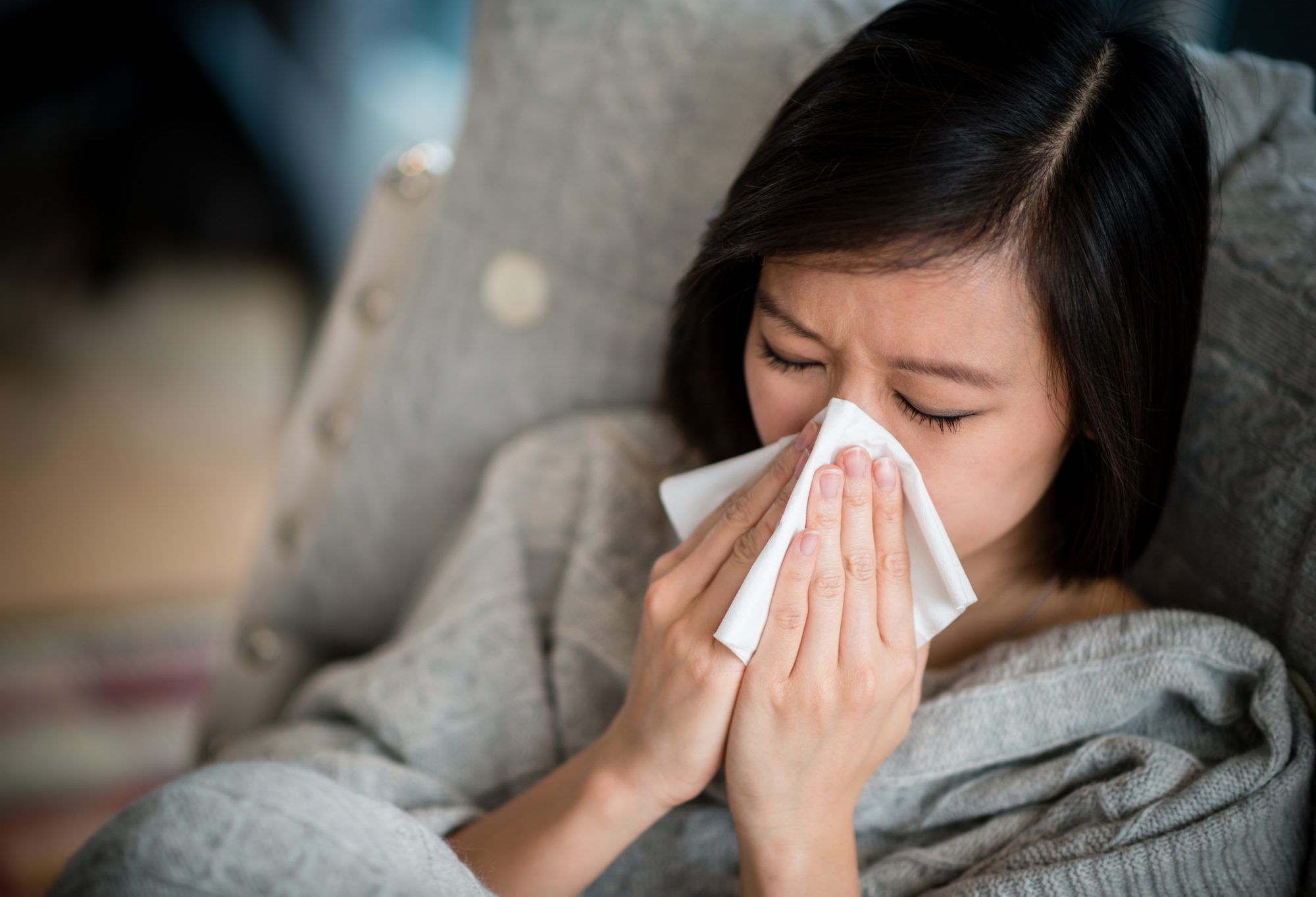 Keep Your Distance! Sneezing Can Spread the Flu to People Standing Six and Eight Feet Away, Studies Say