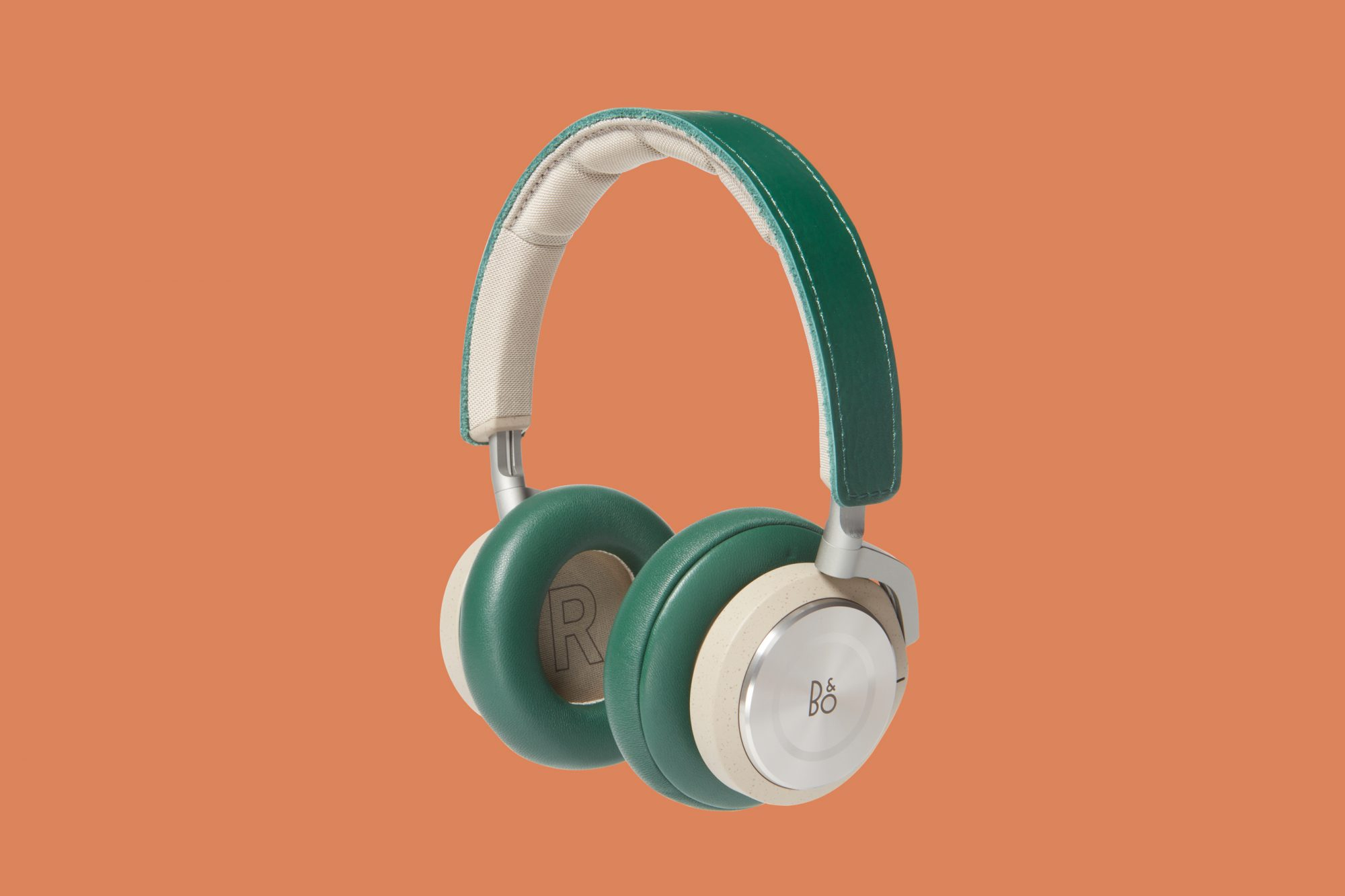 bang and olufson beoplay h9 headphones in limited-edition pine