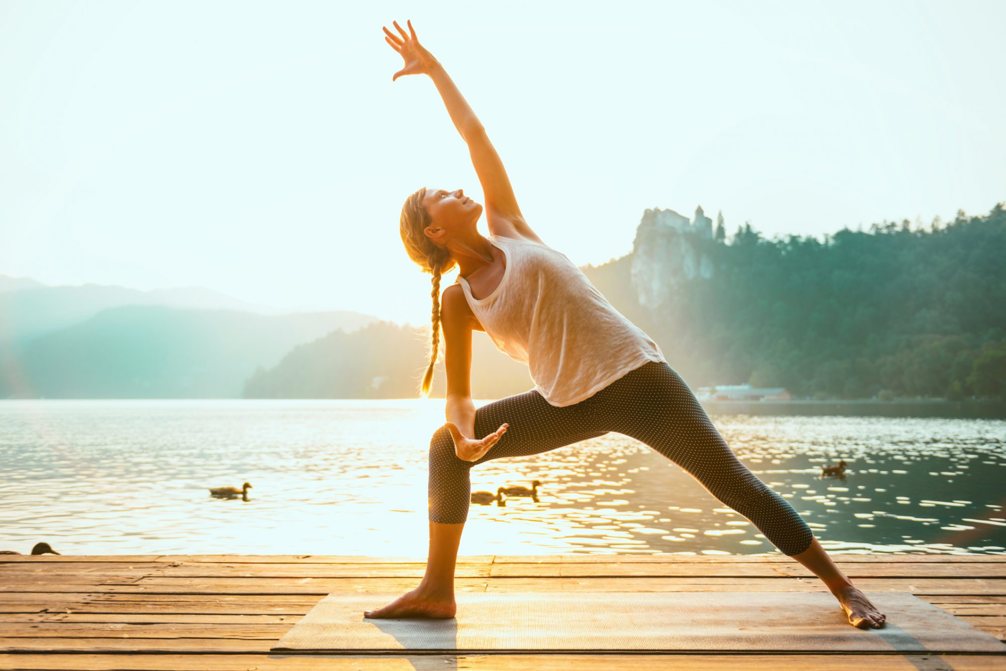 Science Says Yoga Is Just as Beneficial for the Brain as Aerobic Exercise
