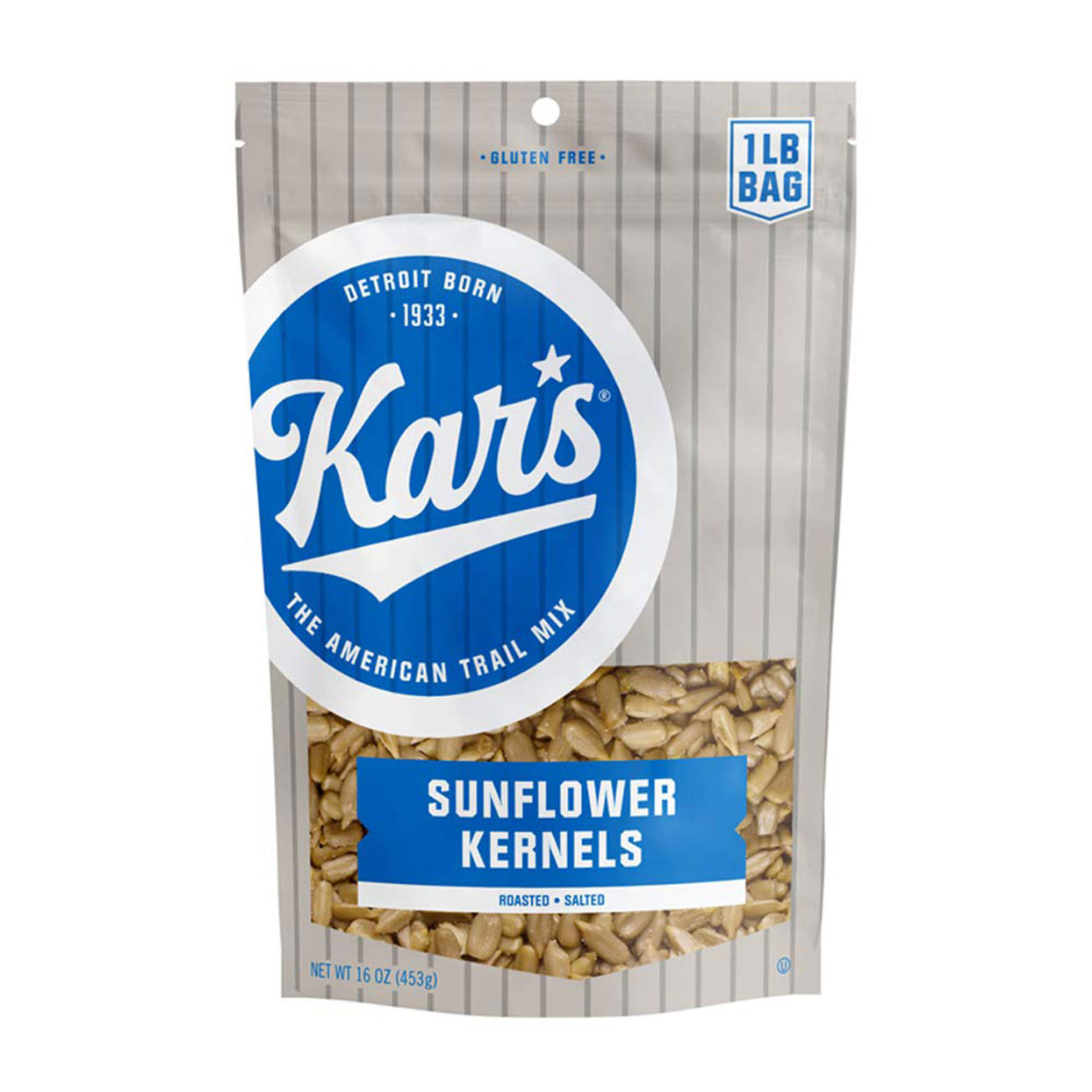 Kar's Roasted and Lightly Salted Sunflower Kernels