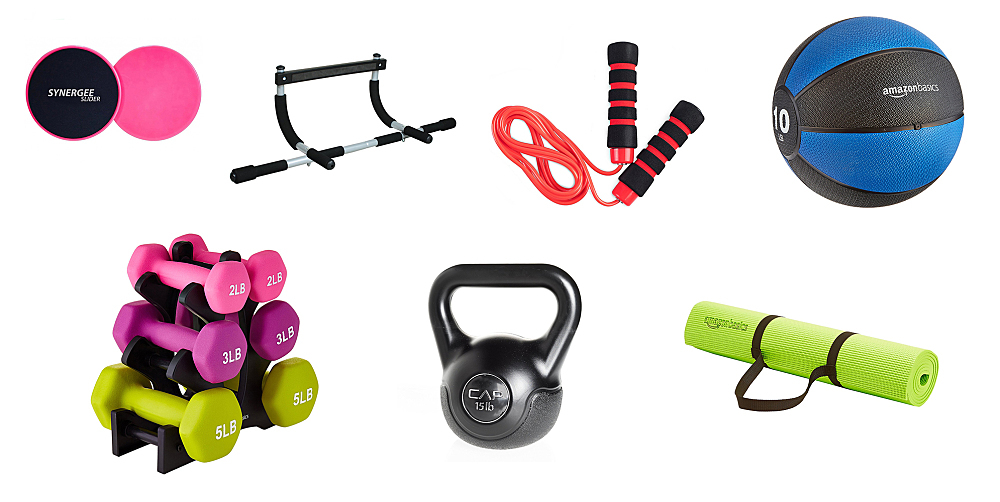 The Best Affordable Exercise Equipment On Amazon Shape