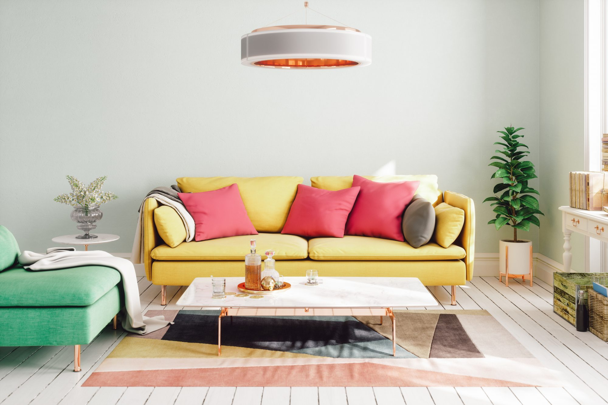 How to Tweak Your Living Space for More Happiness
