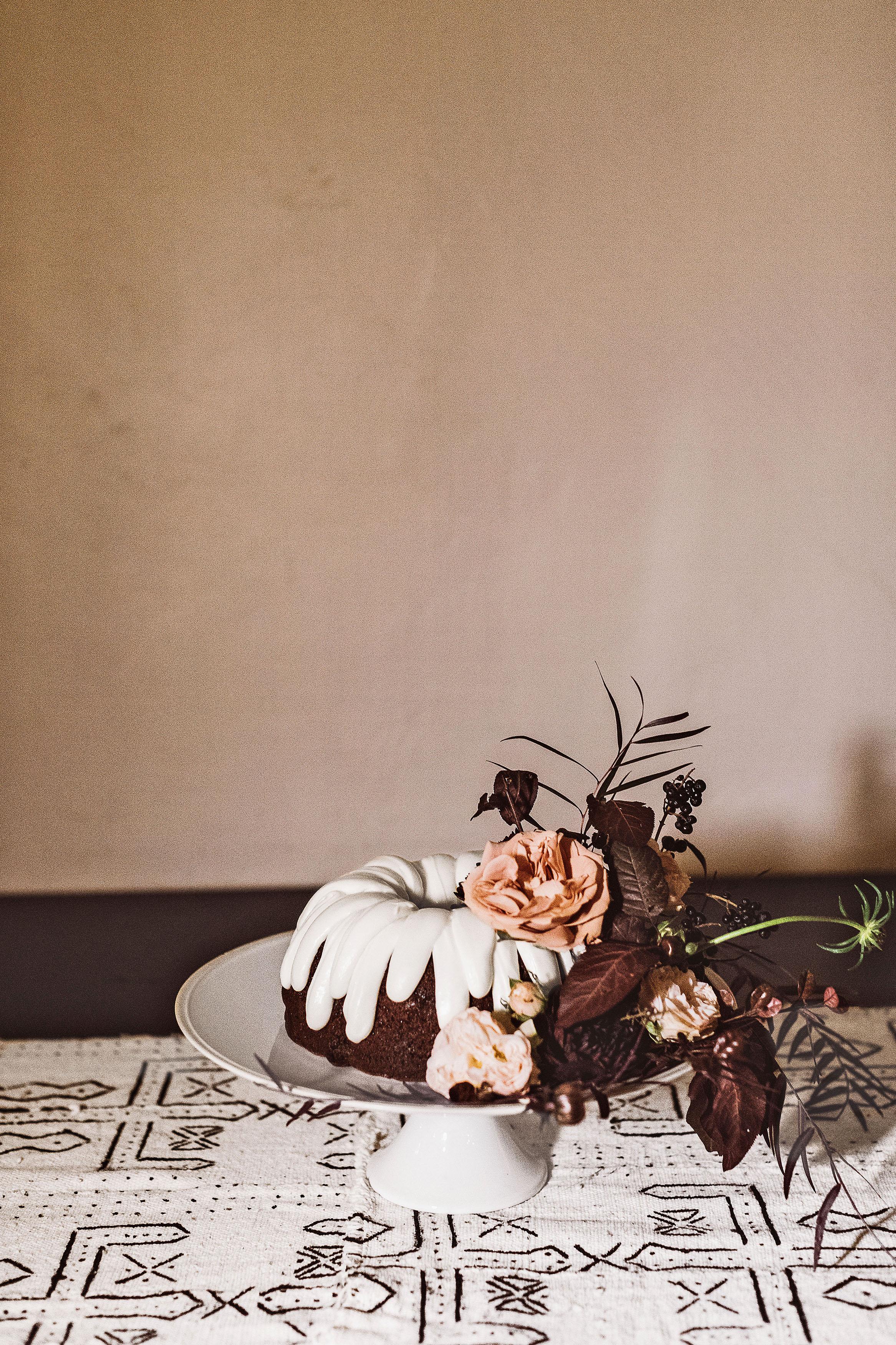 lori john wedding california cake