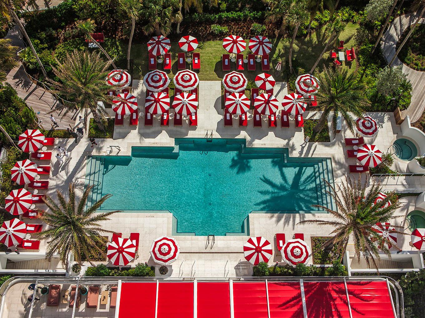 best beach honeymoons faena hotel