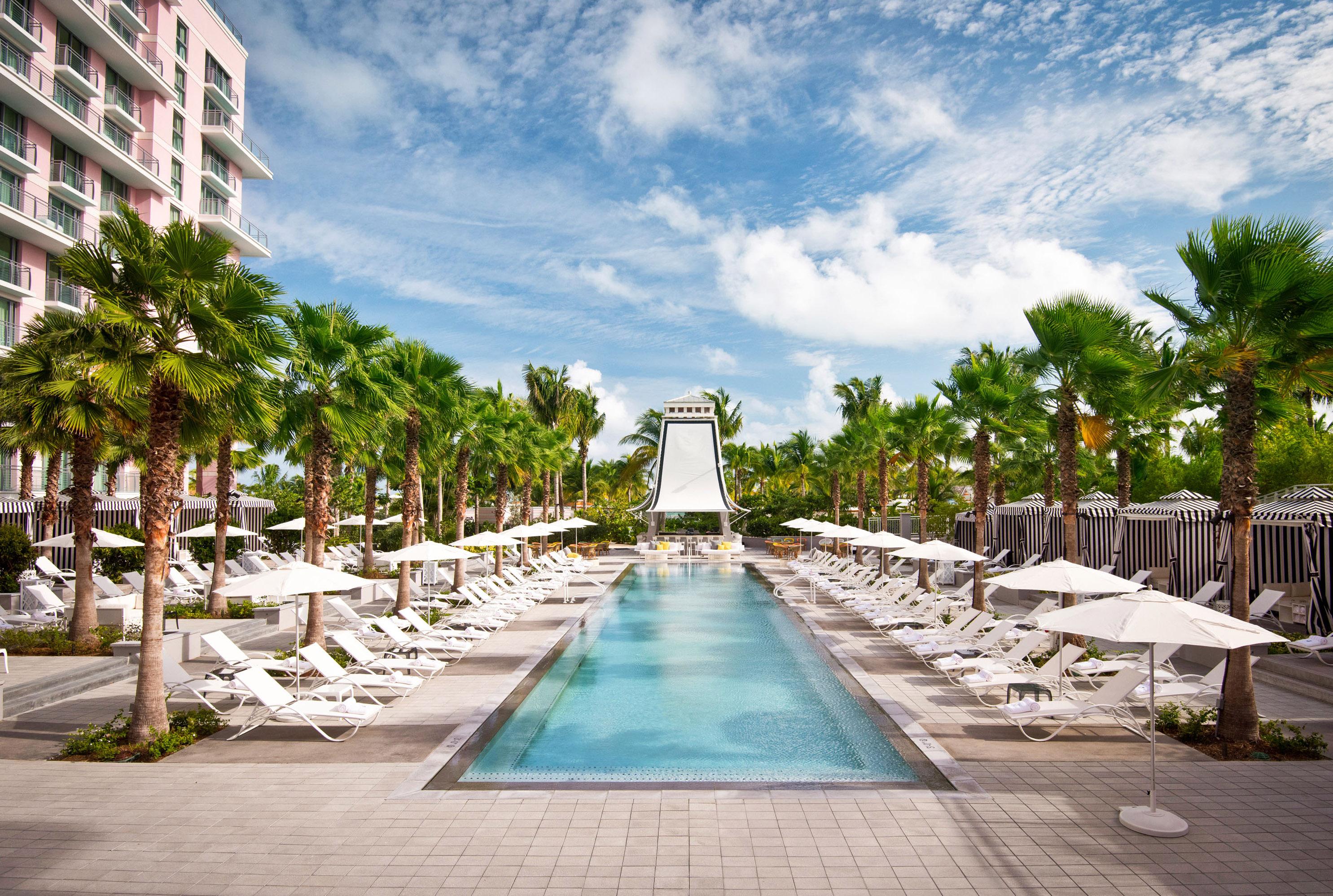 best beach honeymoons sls baha mar