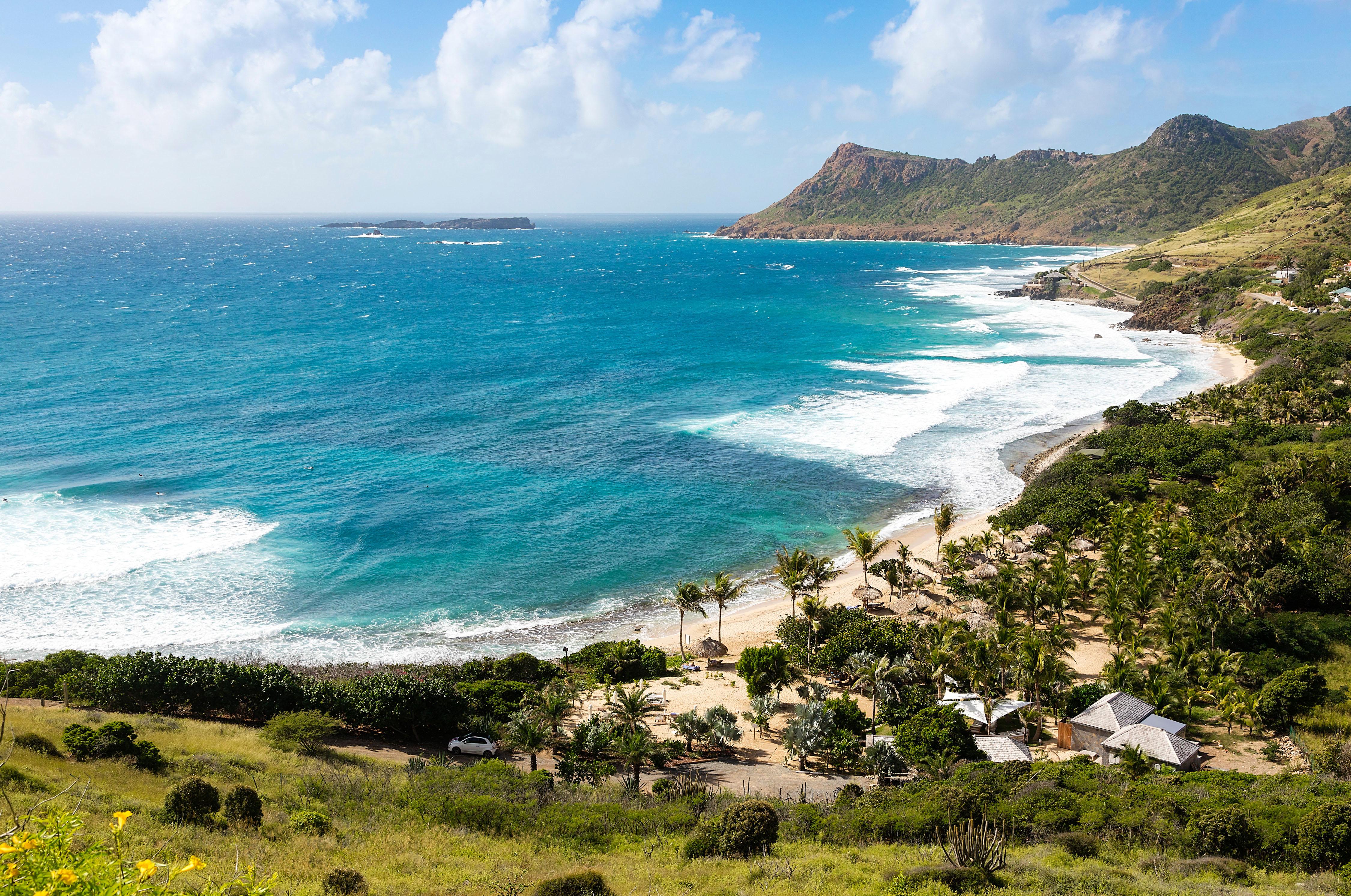 best beach honeymoons hotel le toiny