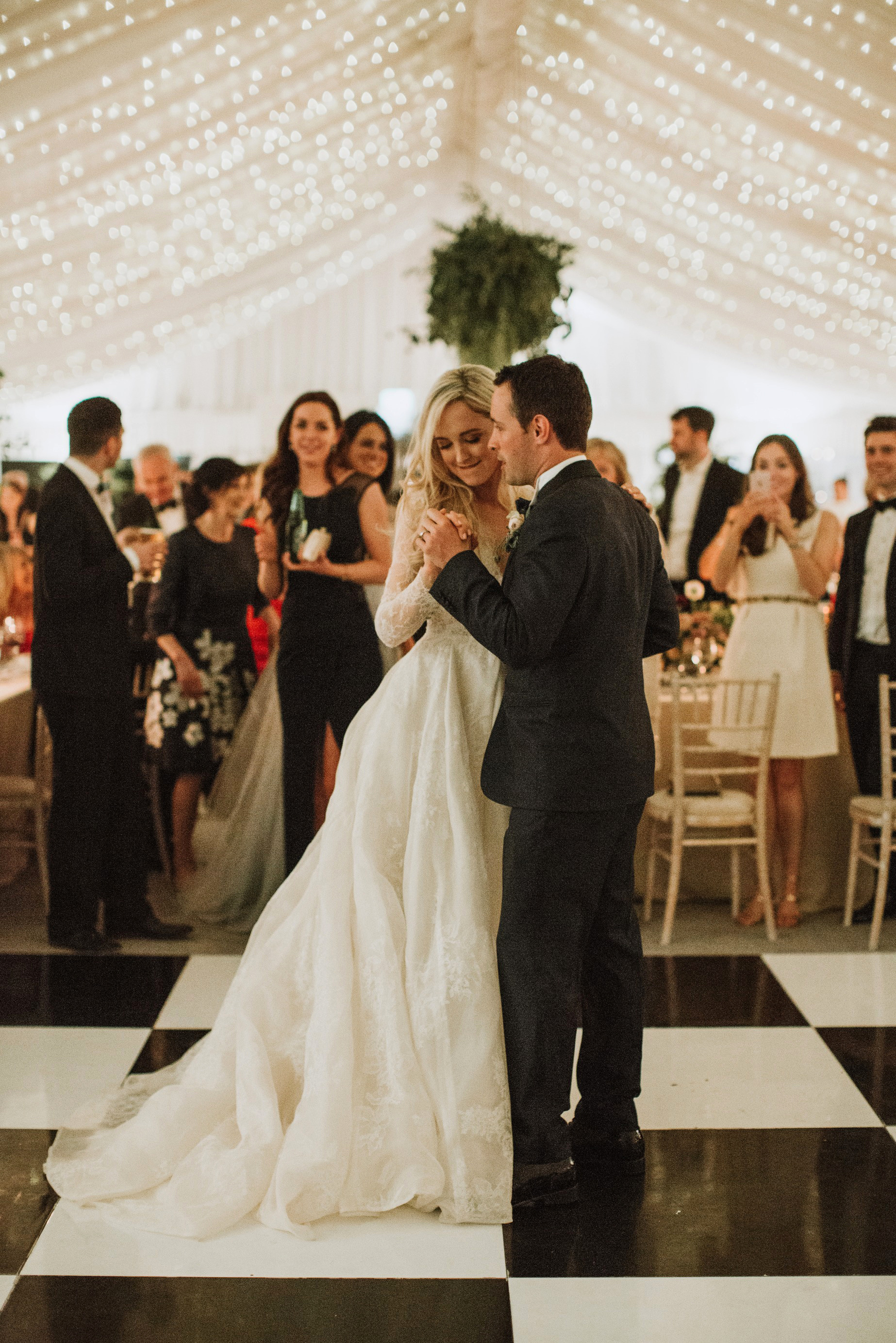simone darren wedding ireland first dance