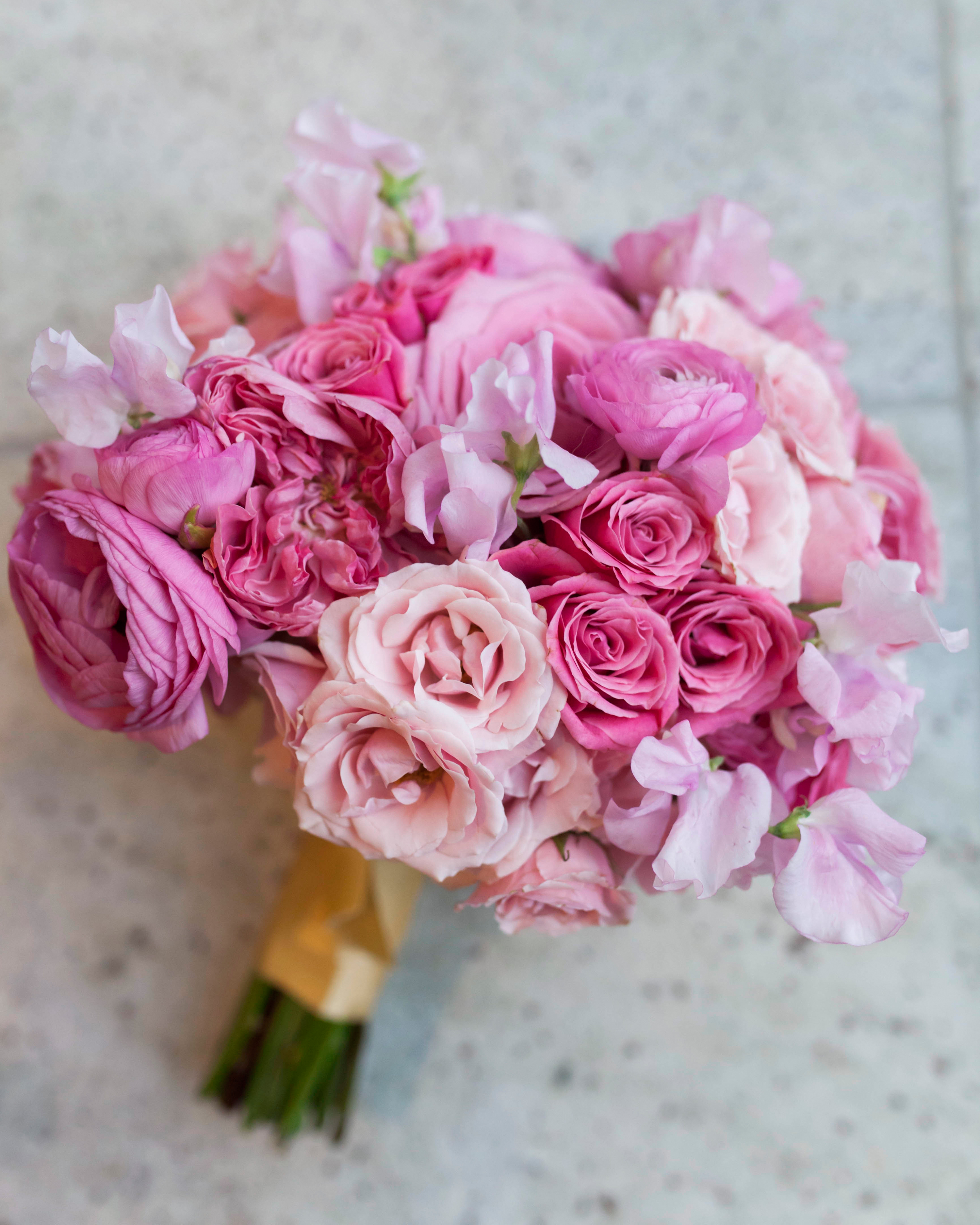All-Pink Bouquet