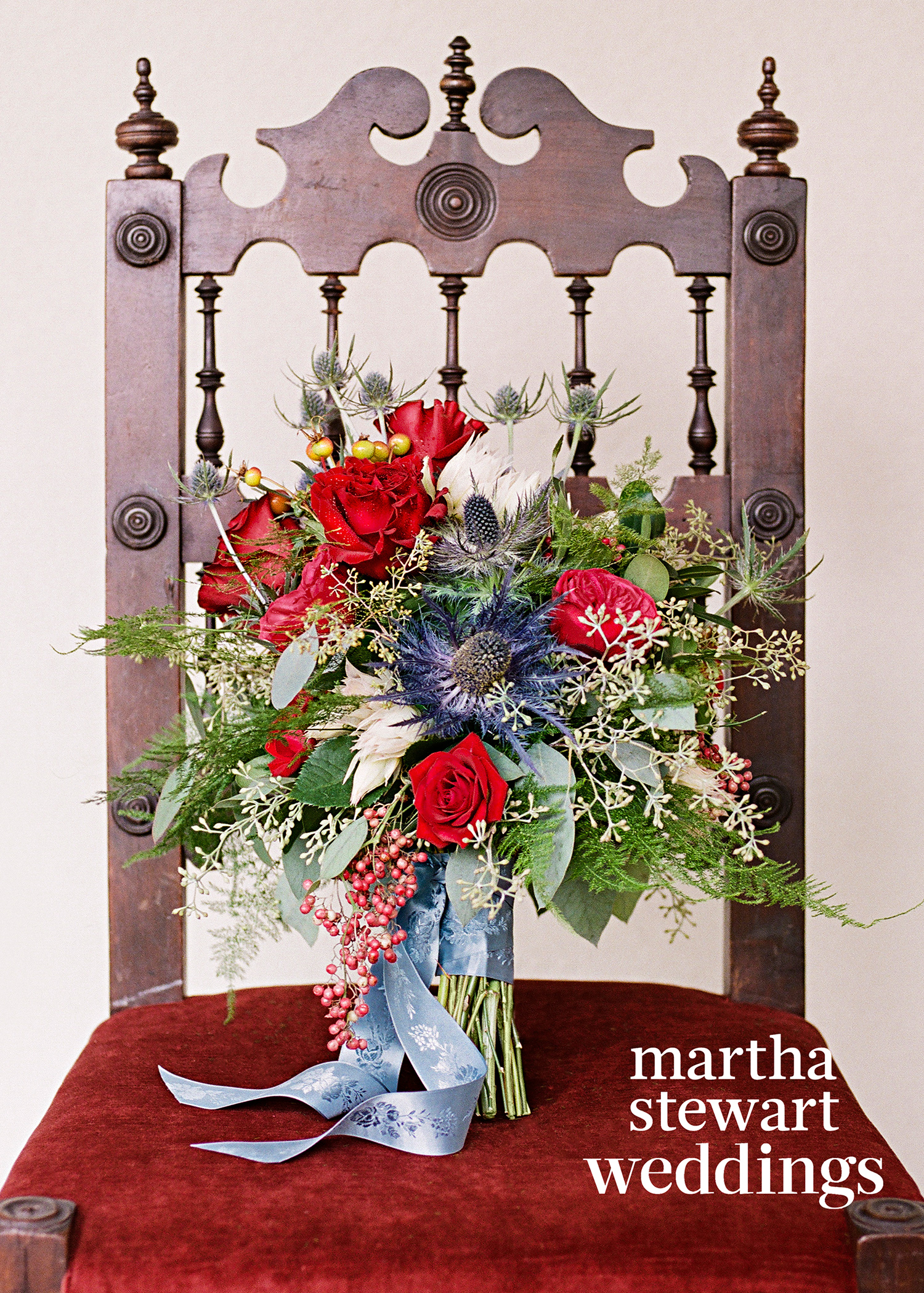 abby elliott bill kennedy wedding bouquet