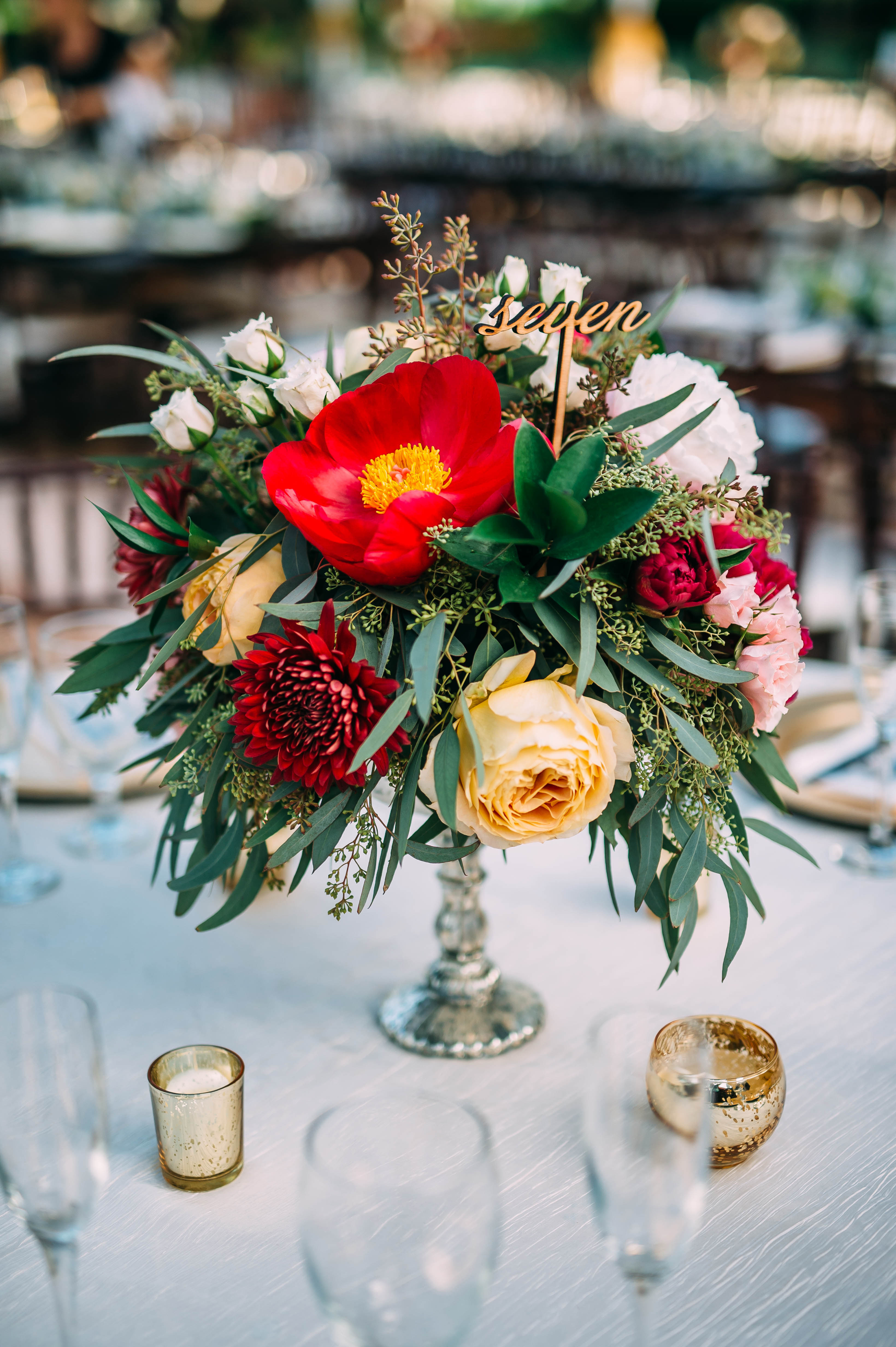 peony centerpieces cindy lee photo