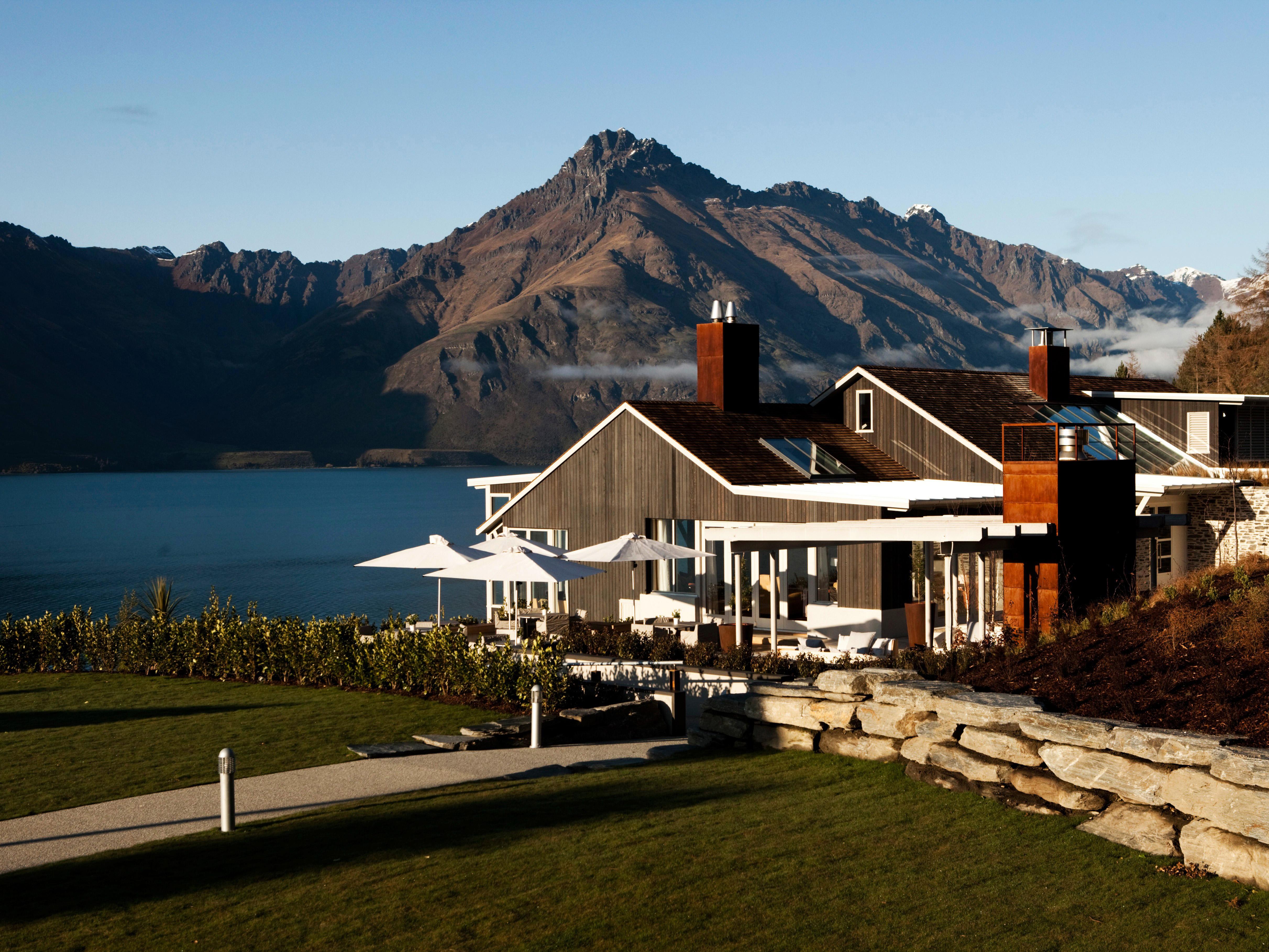 best places for honeymooners matakauri lodge