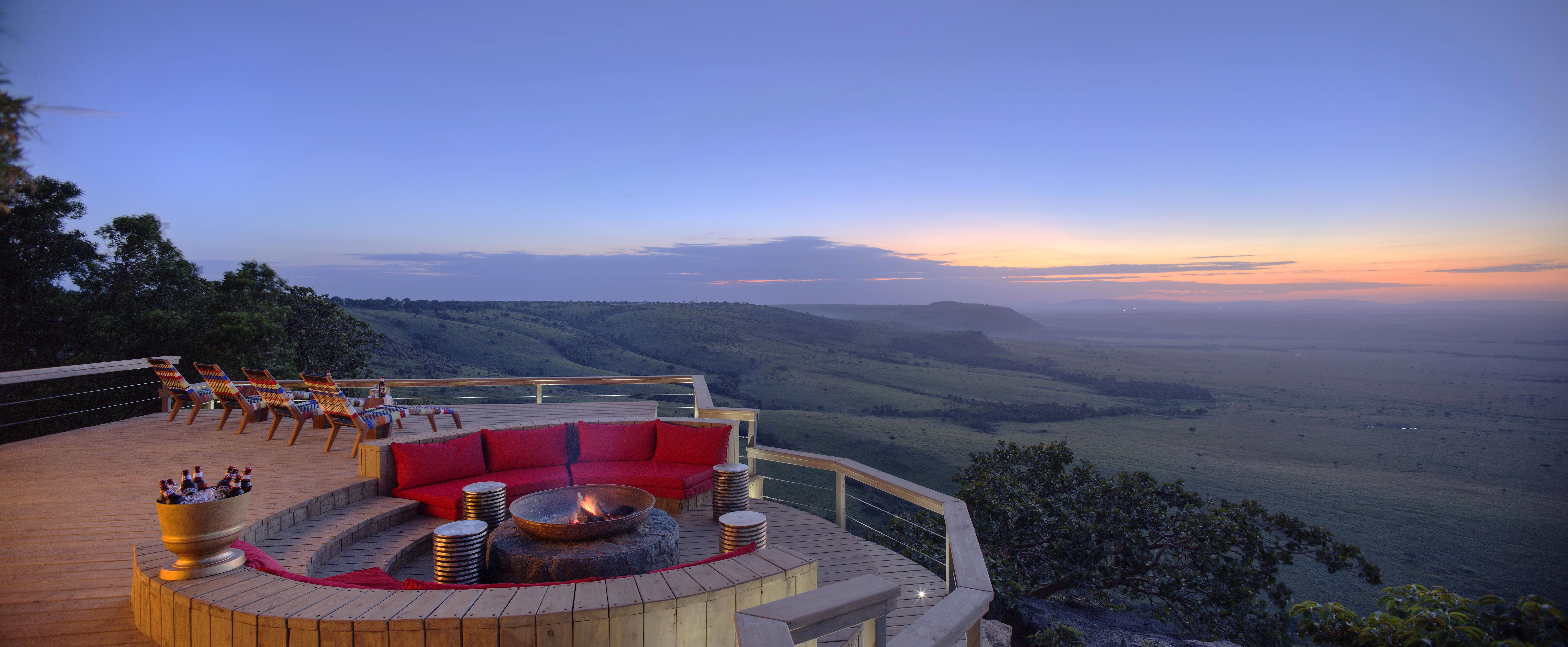 best places for honeymooners angama mara
