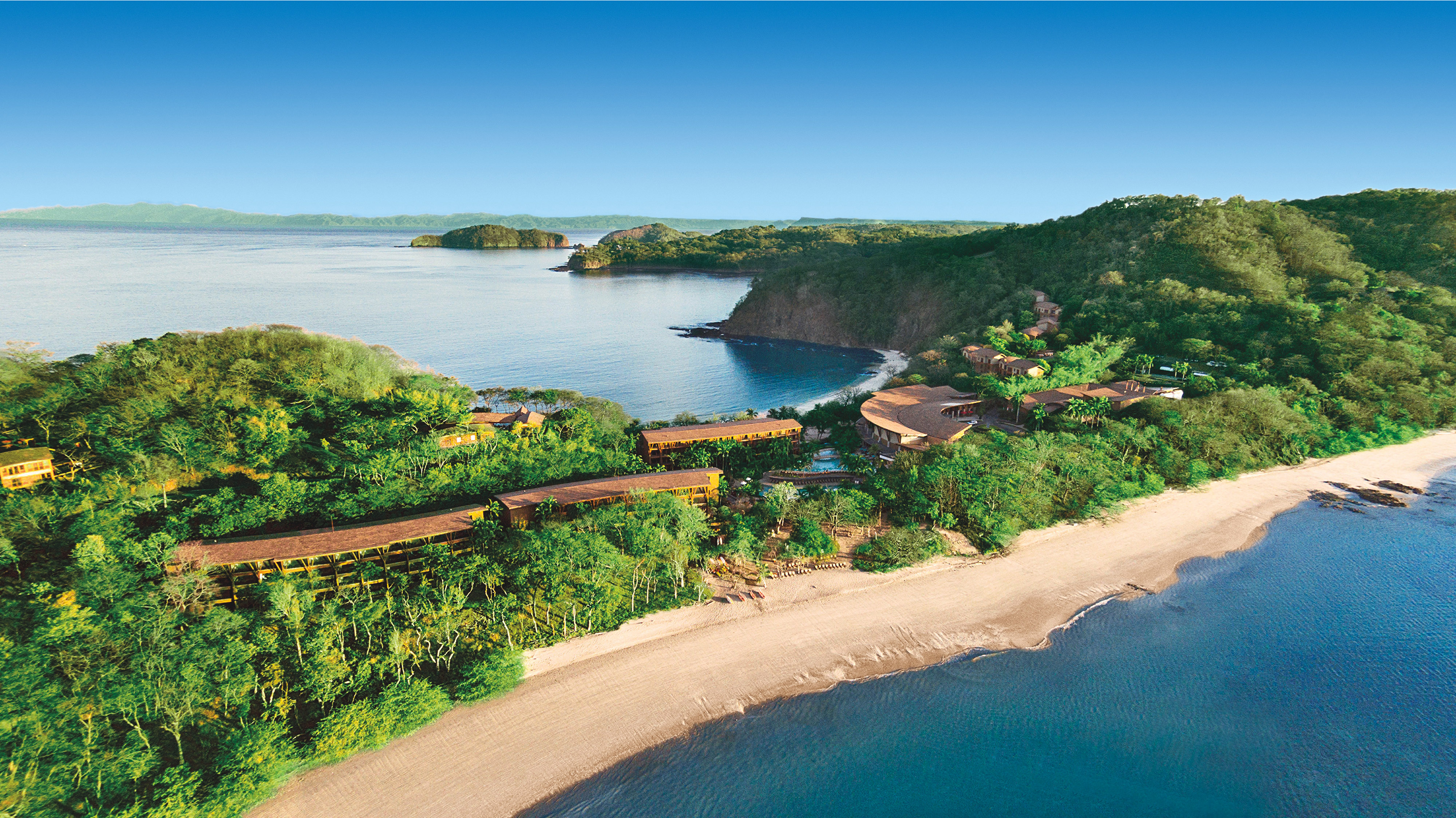 best places for honeymooners four seasons costa rica