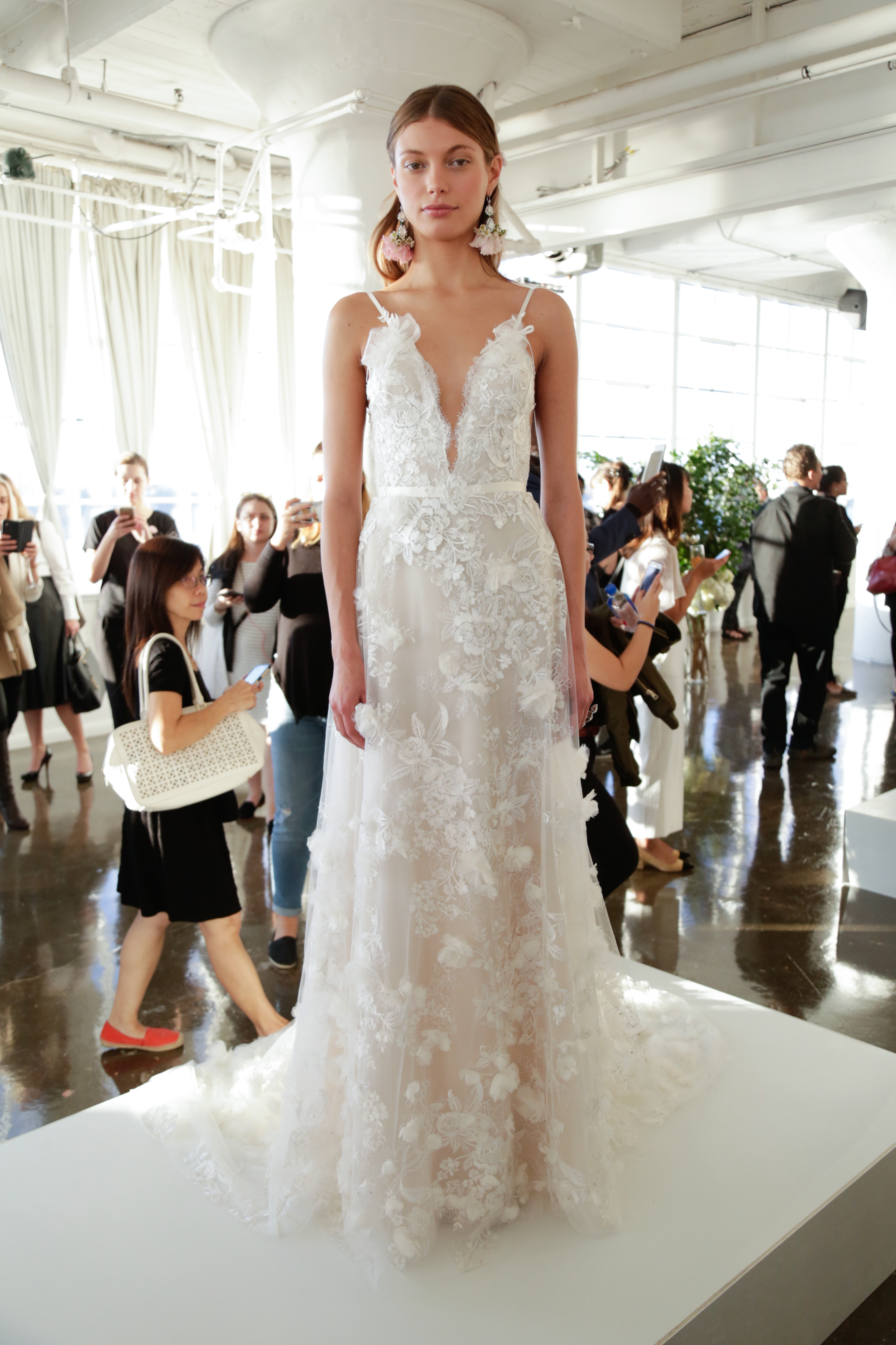 Marchesa wedding dress 11 Fall 2017