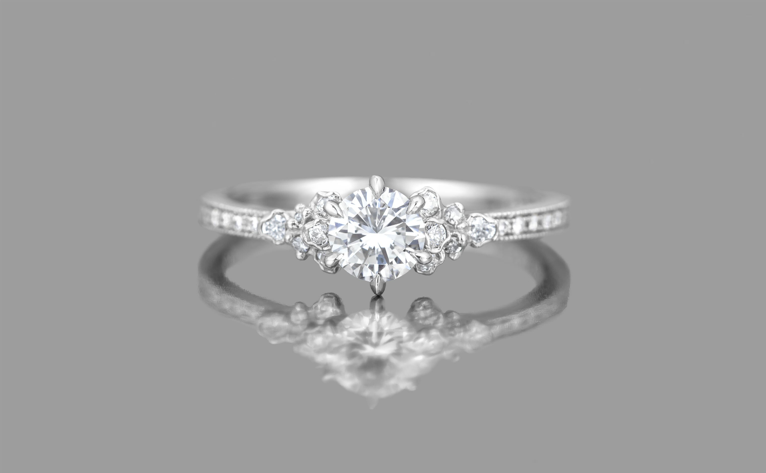 Kataoka Diamond Rose Ring Supreme
