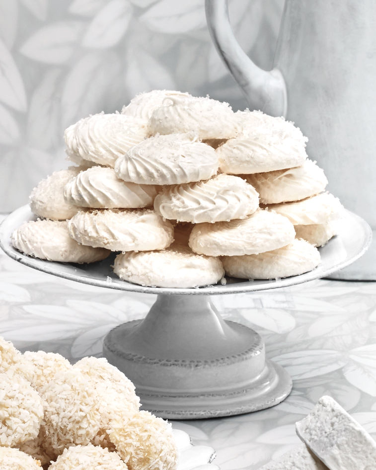 Vanilla Meringue Morsels