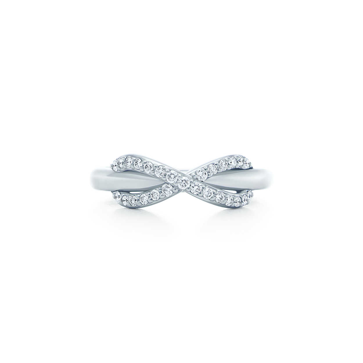 "Tiffany & Co. ""Infinity"" Ring"