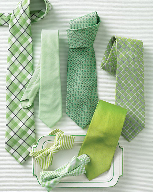 Ties for Grooms and Groomsmen