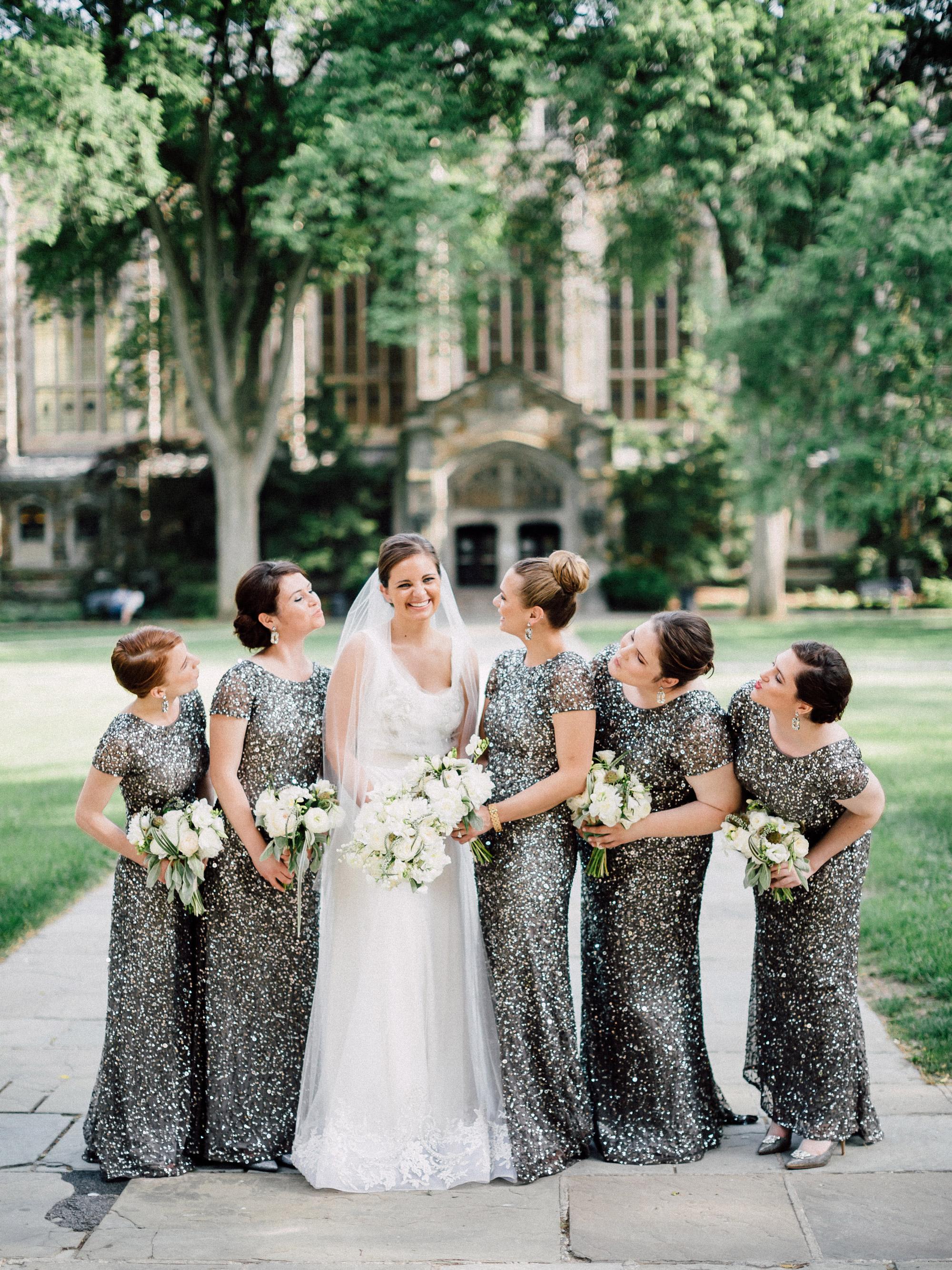 best dressed bridesmaids blaine siesser