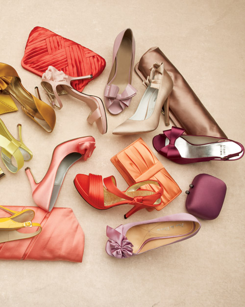 More Shoes and Handbags
