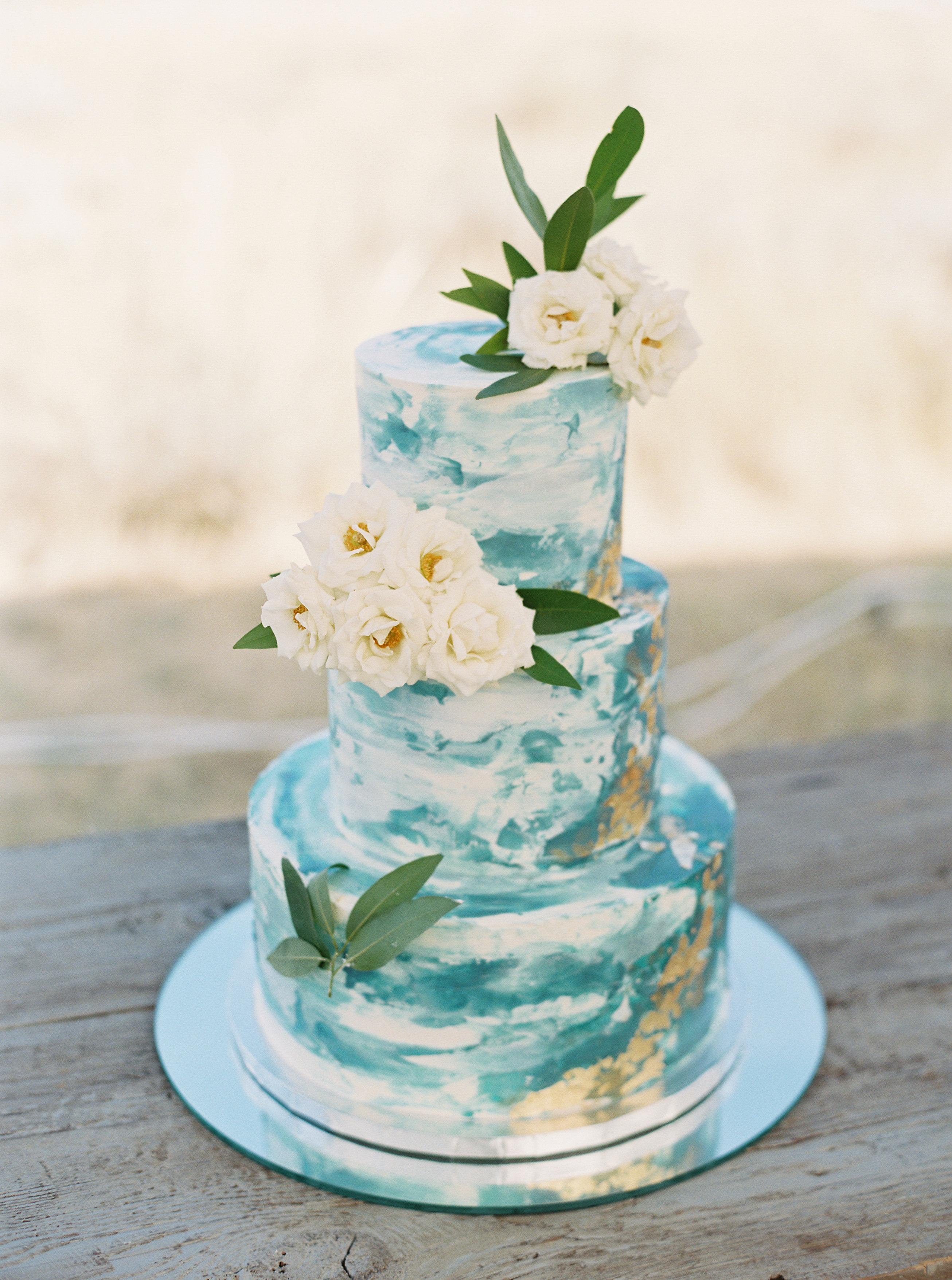 66 Colorful Wedding Cakes | Martha Stewart Weddings