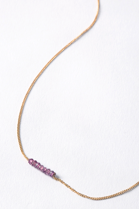 Chan Luu Birthstone Necklace