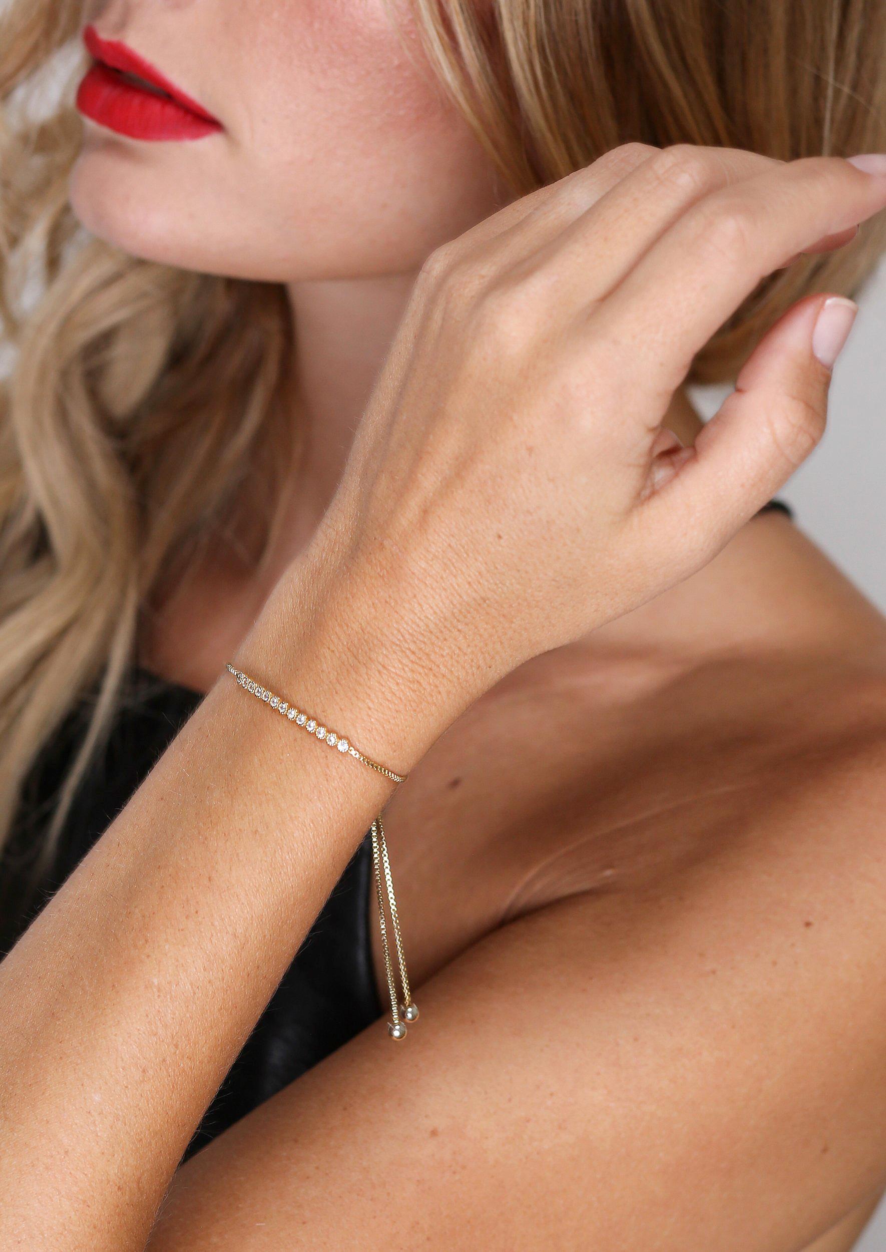 "Jules Smith ""Daisy Chain"" Bracelet"
