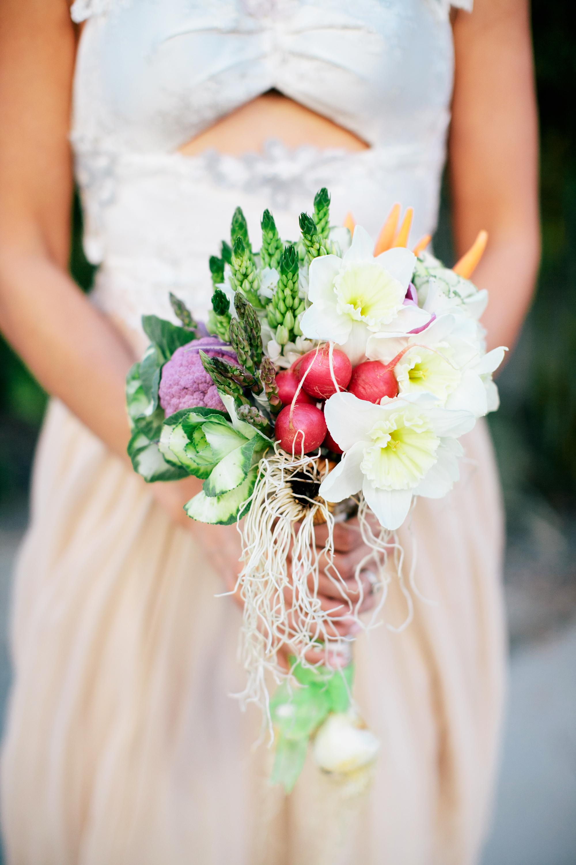 nonfloral wedding bouquets tammy horton