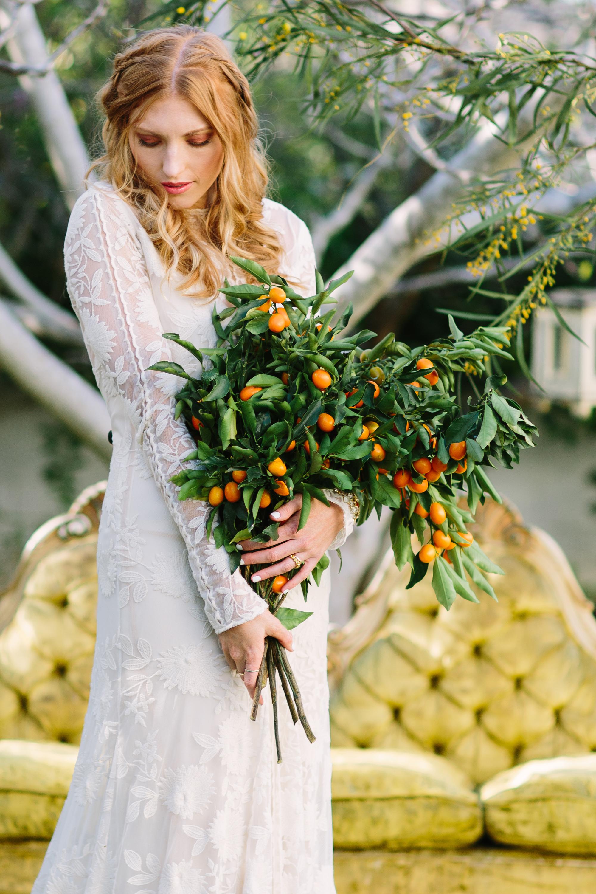 nonfloral wedding bouquets taryn kent