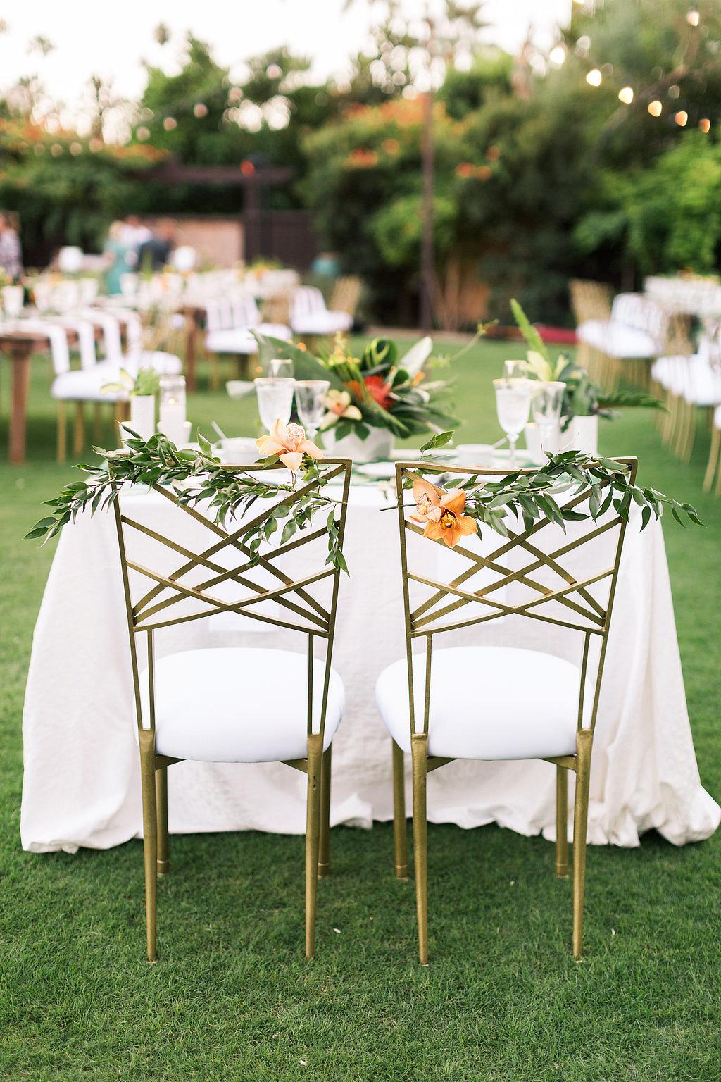 emily adhir wedding chairbacks