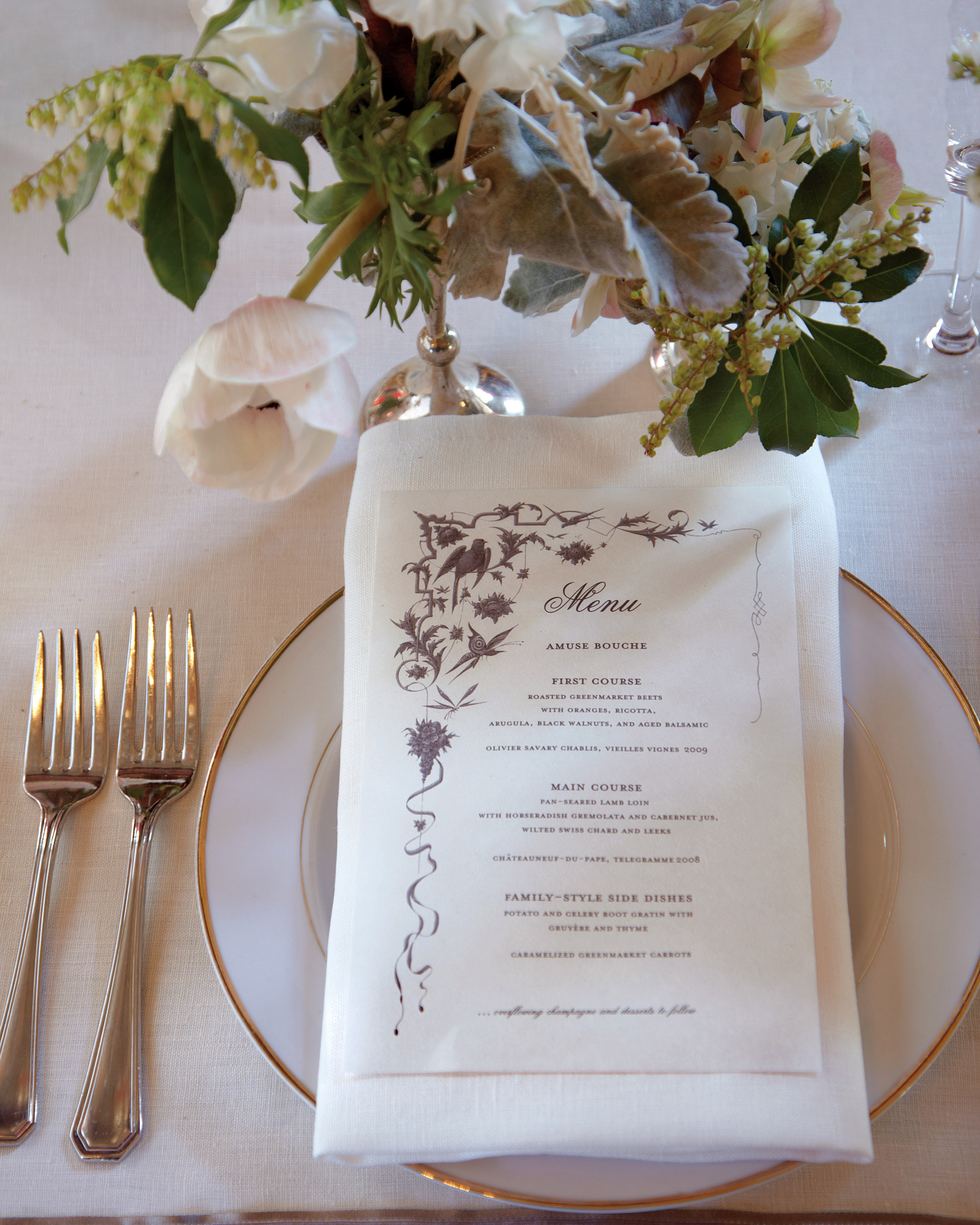 The Menus