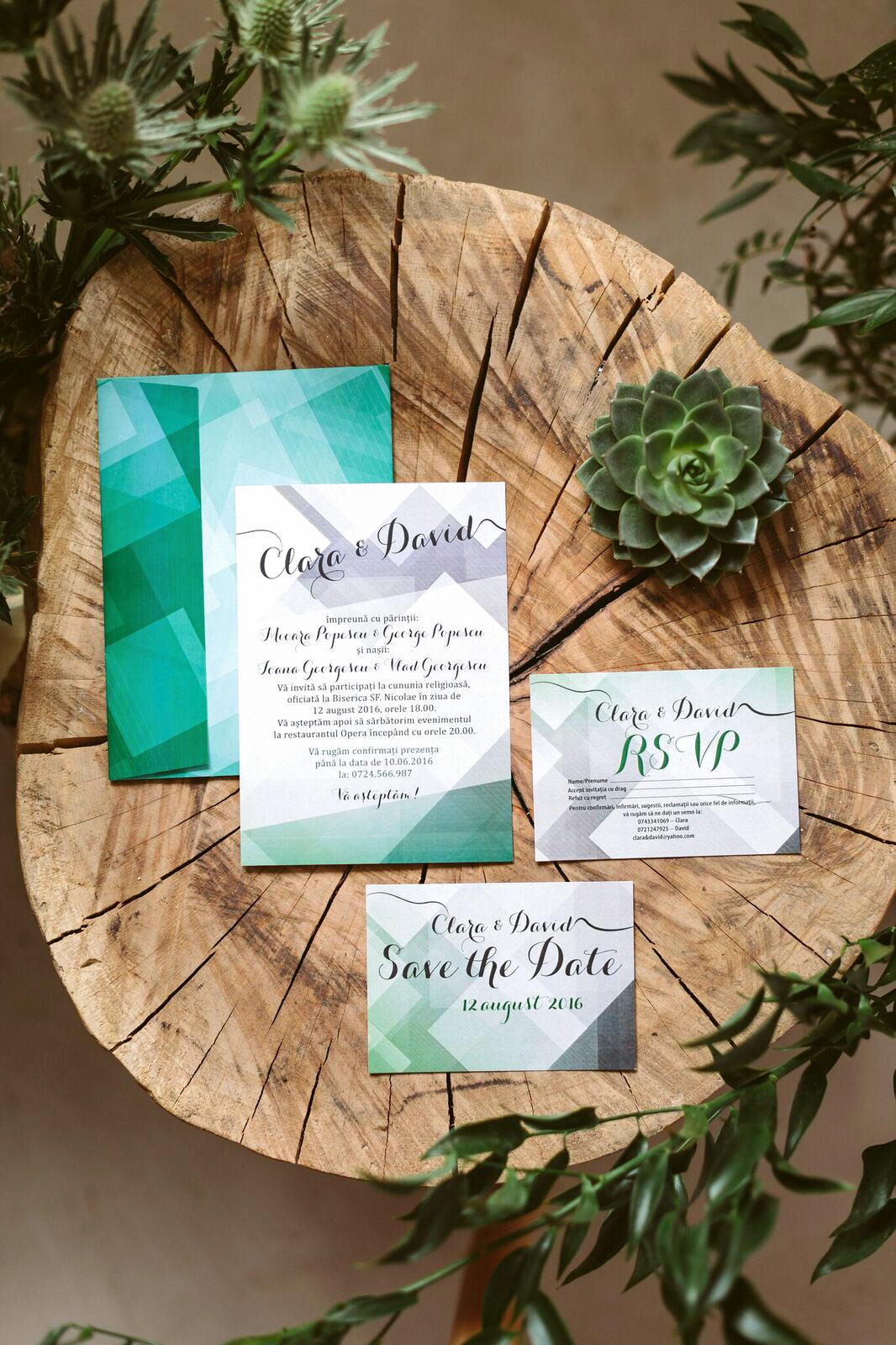 modern save the dates maria hedengren photography