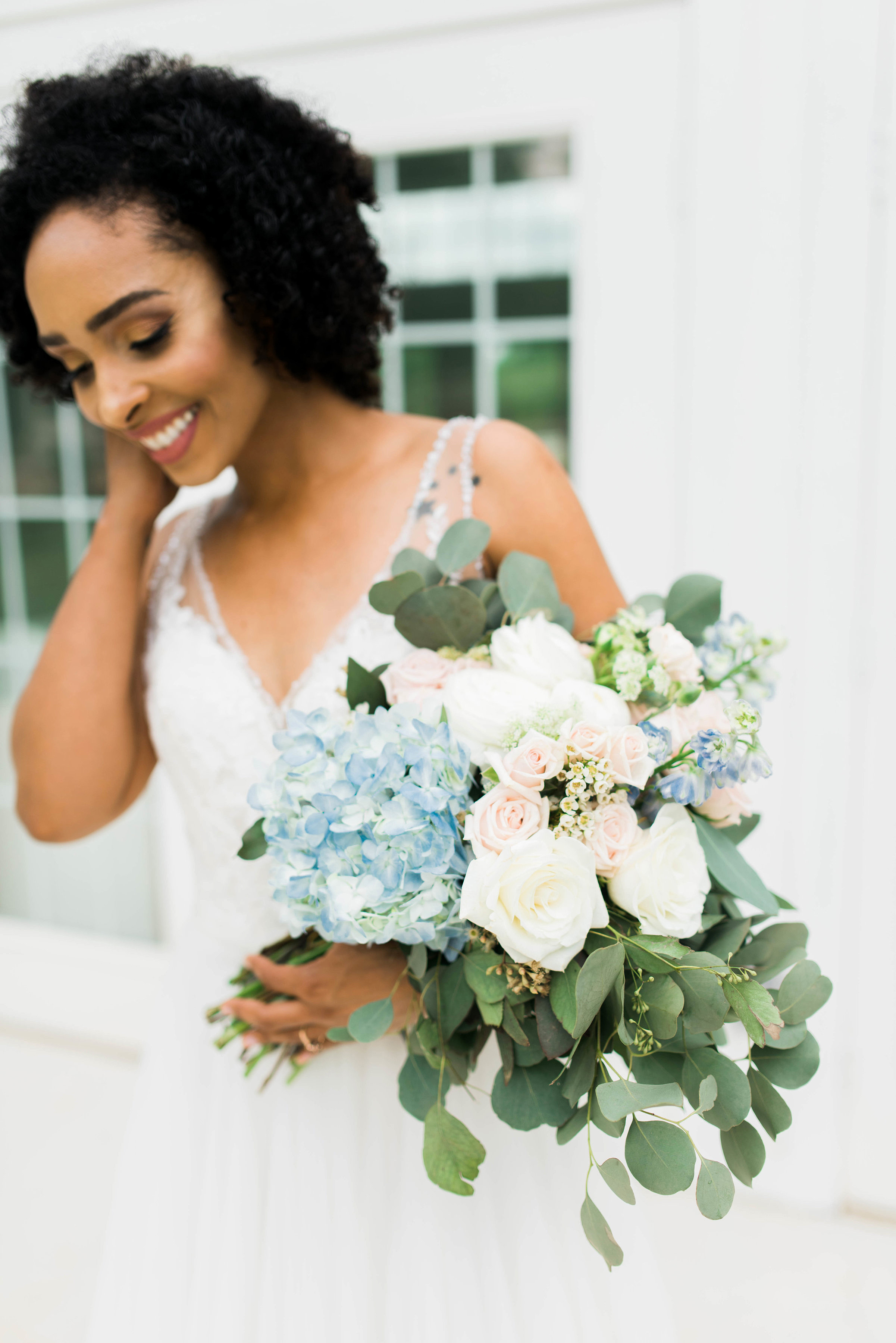 20 Hydrangea Wedding Bouquets Any Bride Would Love Martha