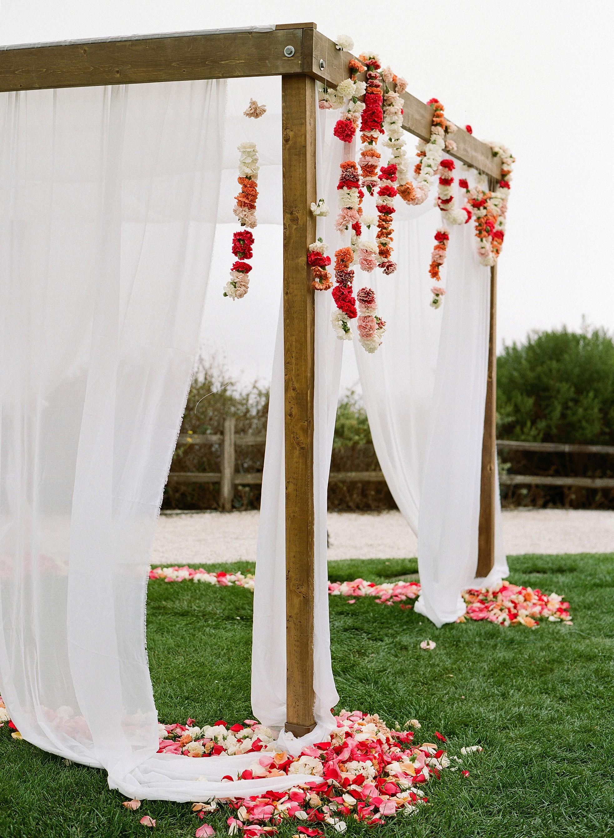 carnation wedding ideas joel serrato