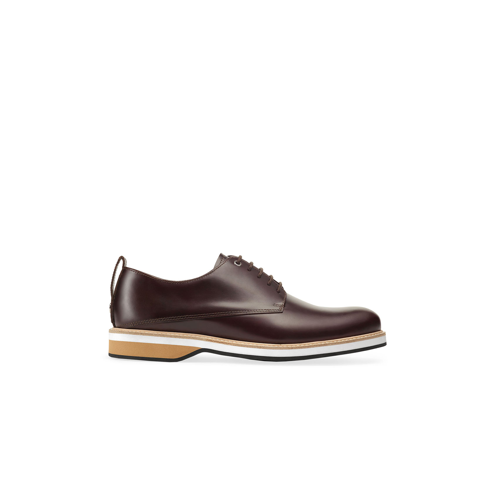 brown groom shoes