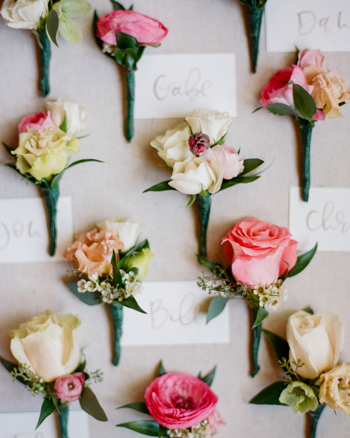 pink wedding ideas rebecca yale