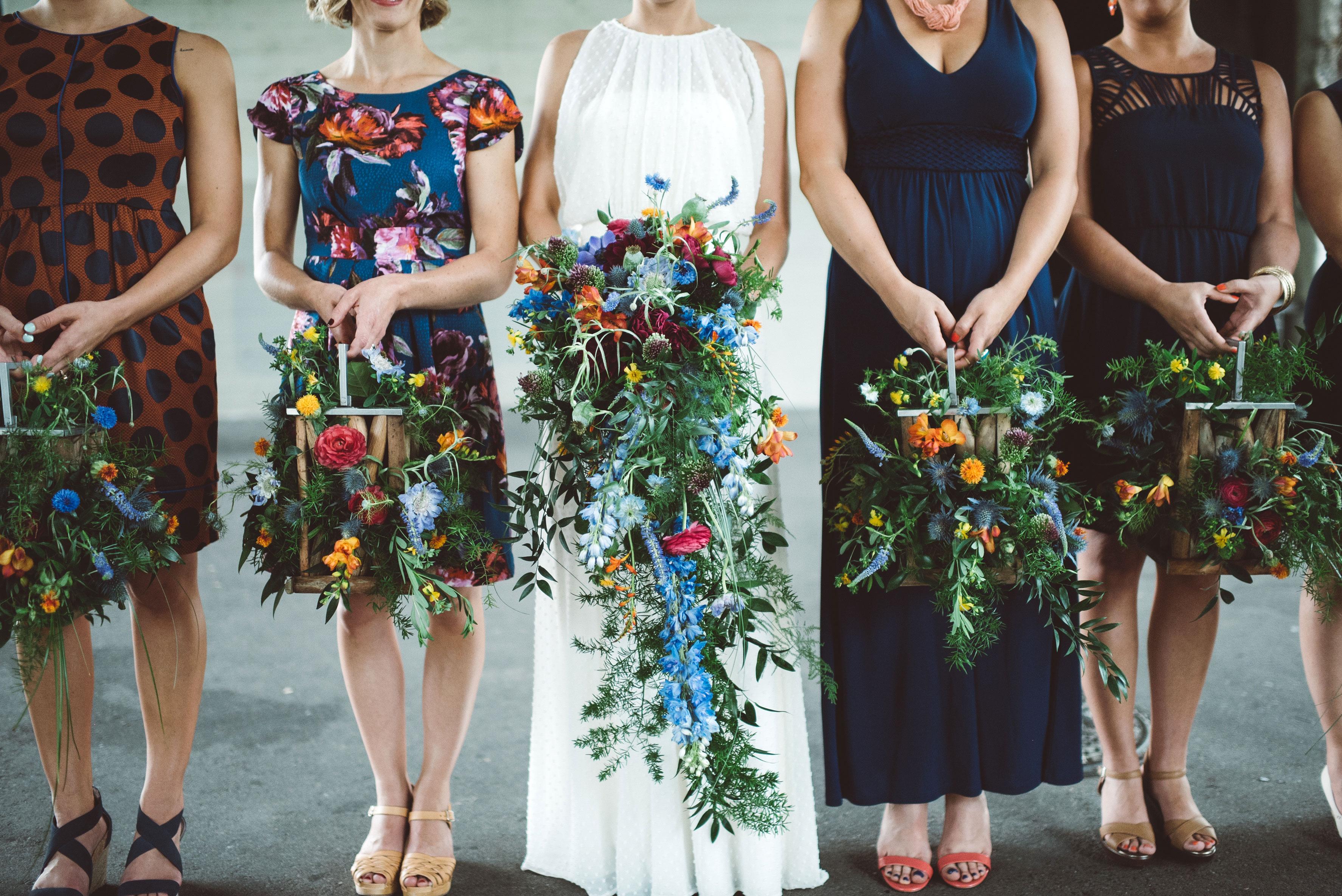 basket bouquets