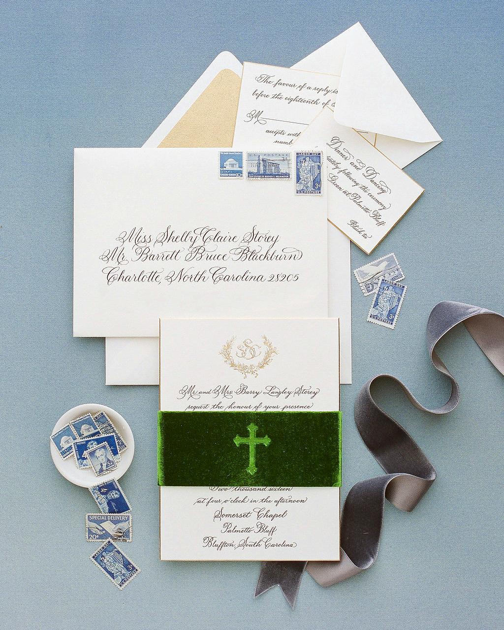 shelby barrett wedding invite