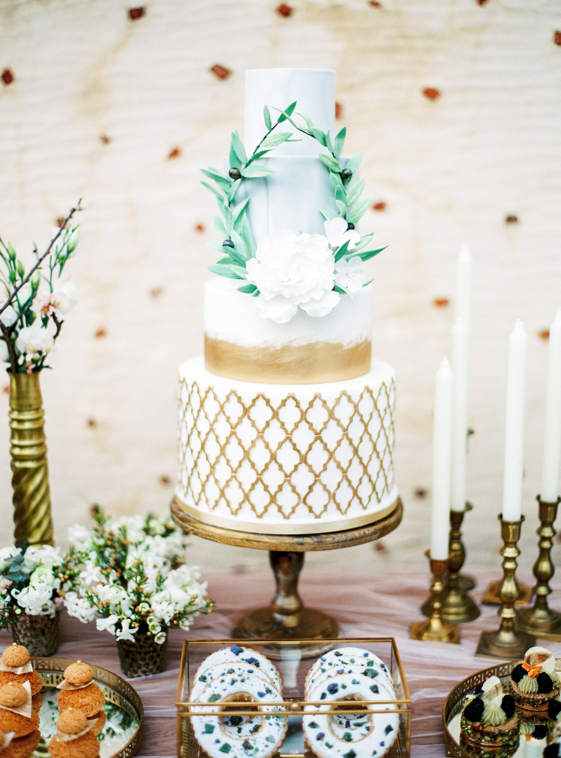 winter wedding cakes les anagnou