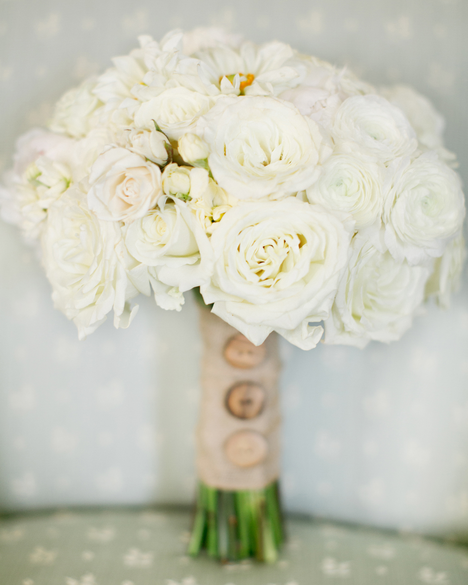 All-White Flowers