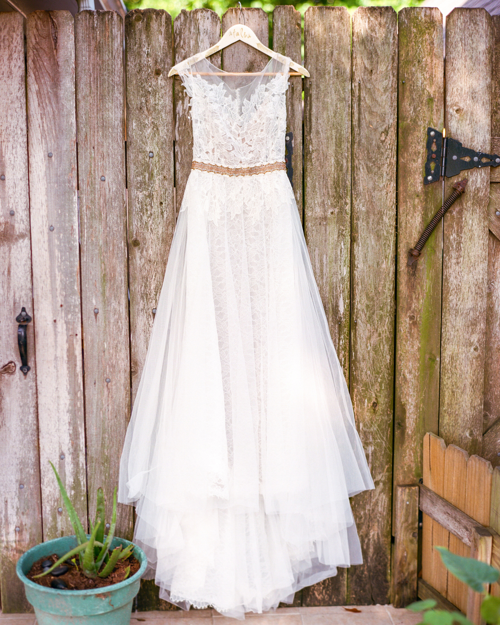 Don't Be Afraid to Say  Yes  to Your Dream Dress Right Away