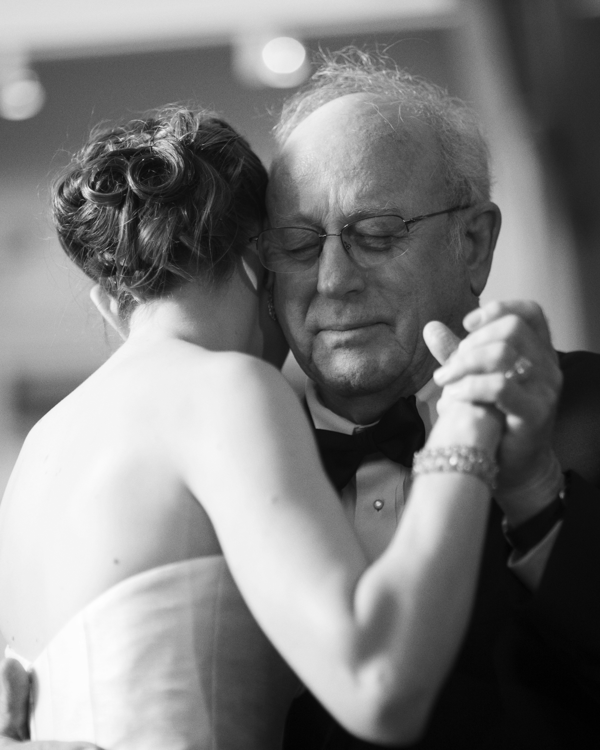 Dancing with Dad